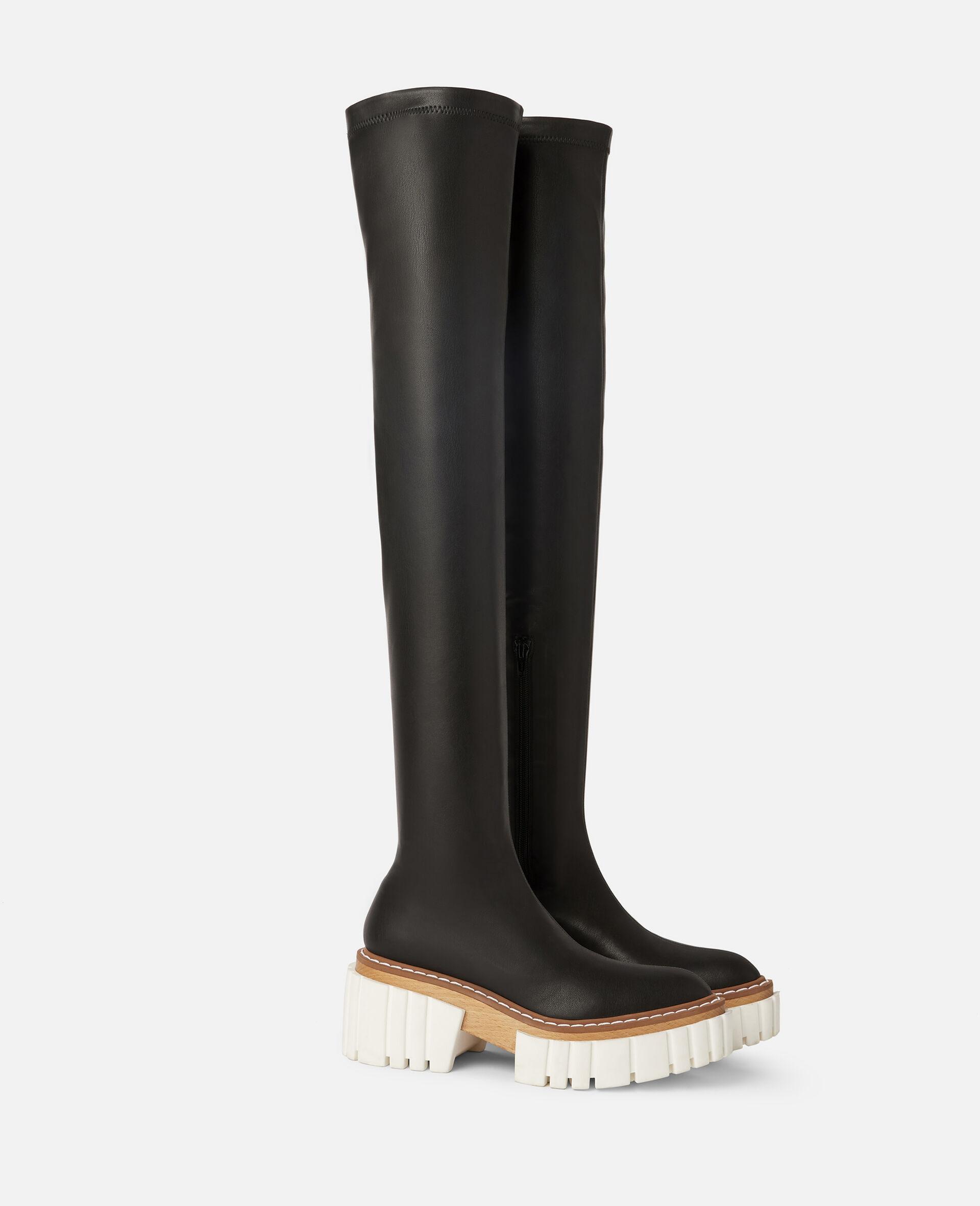 Over-The-Knee Emilie Boots-Black-large image number 1