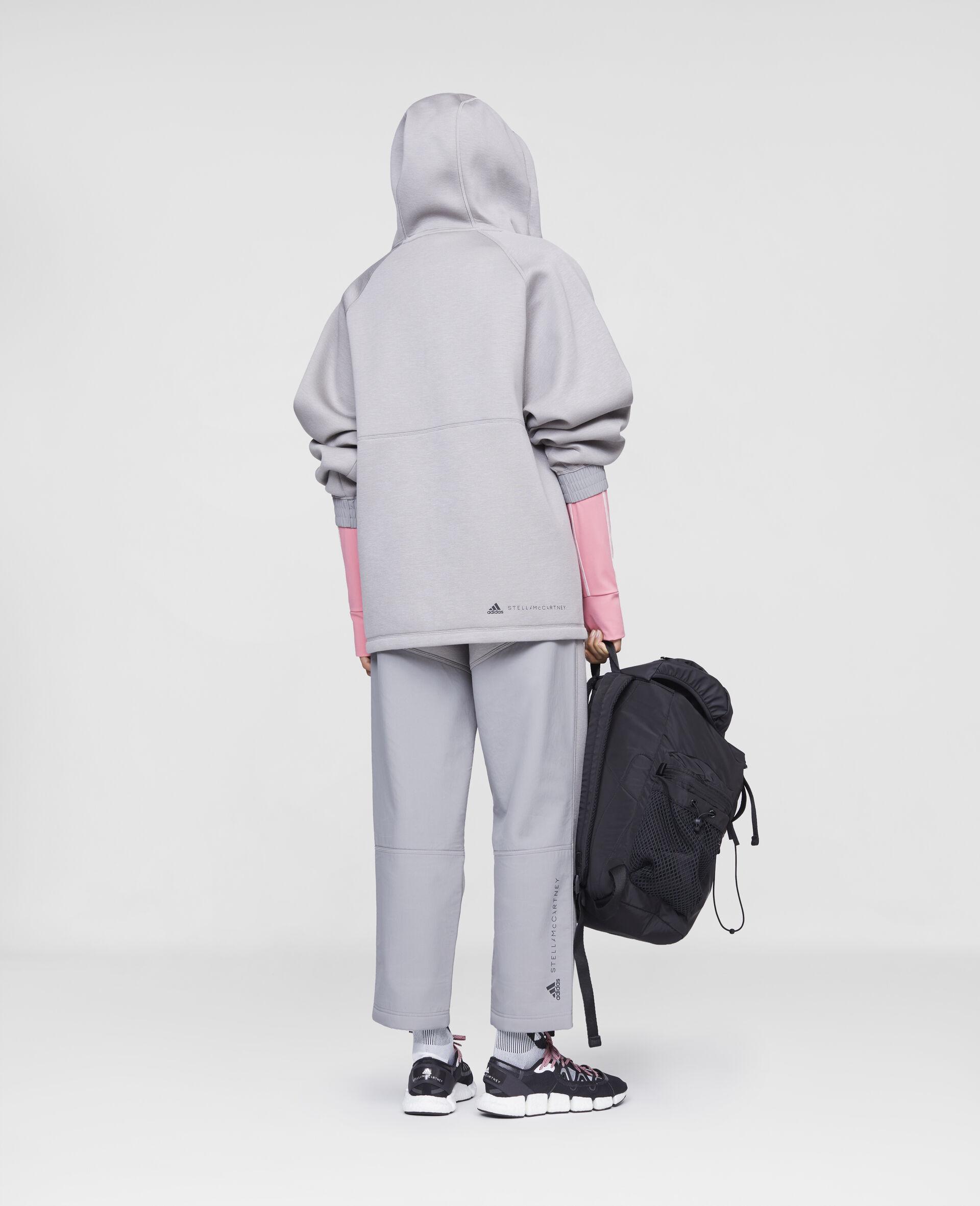 Grey Training Hoodie-Grey-large image number 2