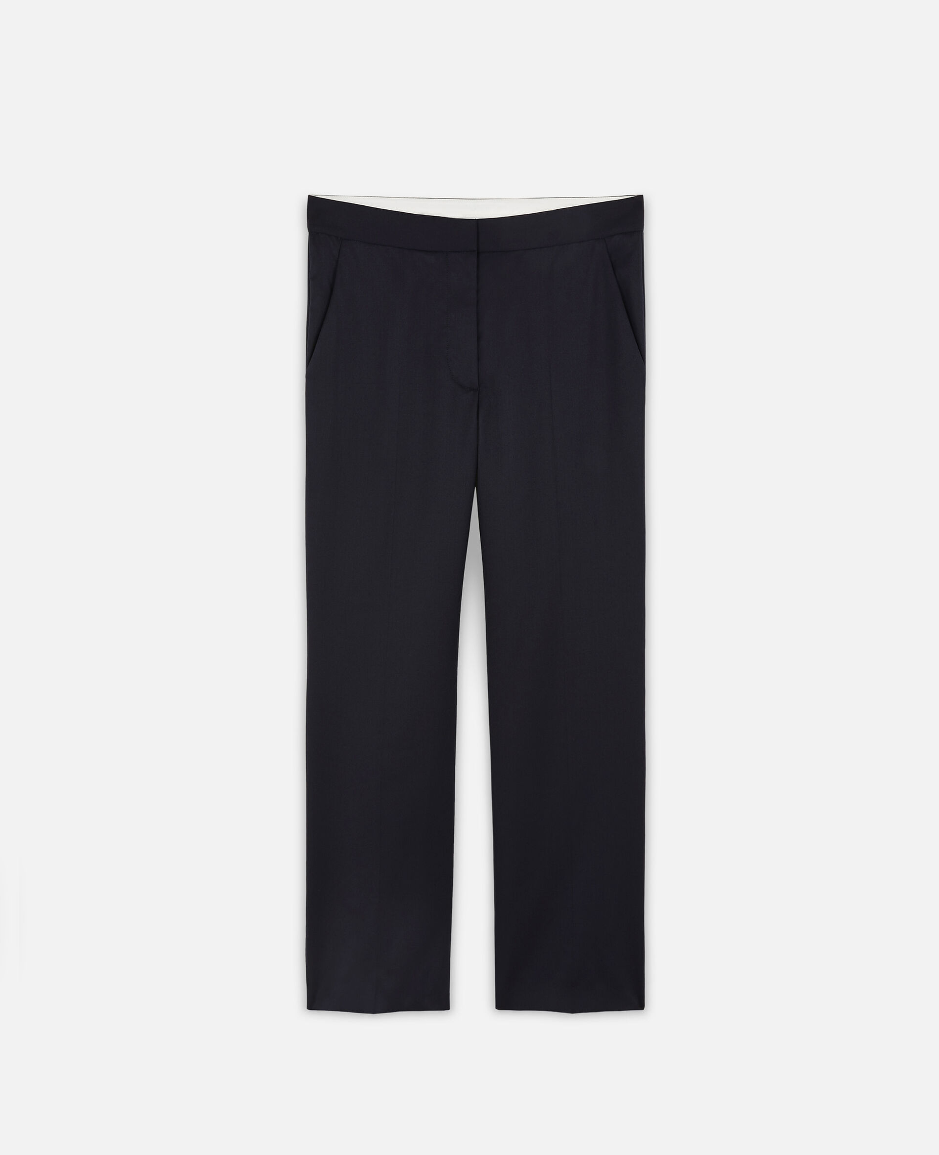 Carlie Trousers -Blue-large image number 1