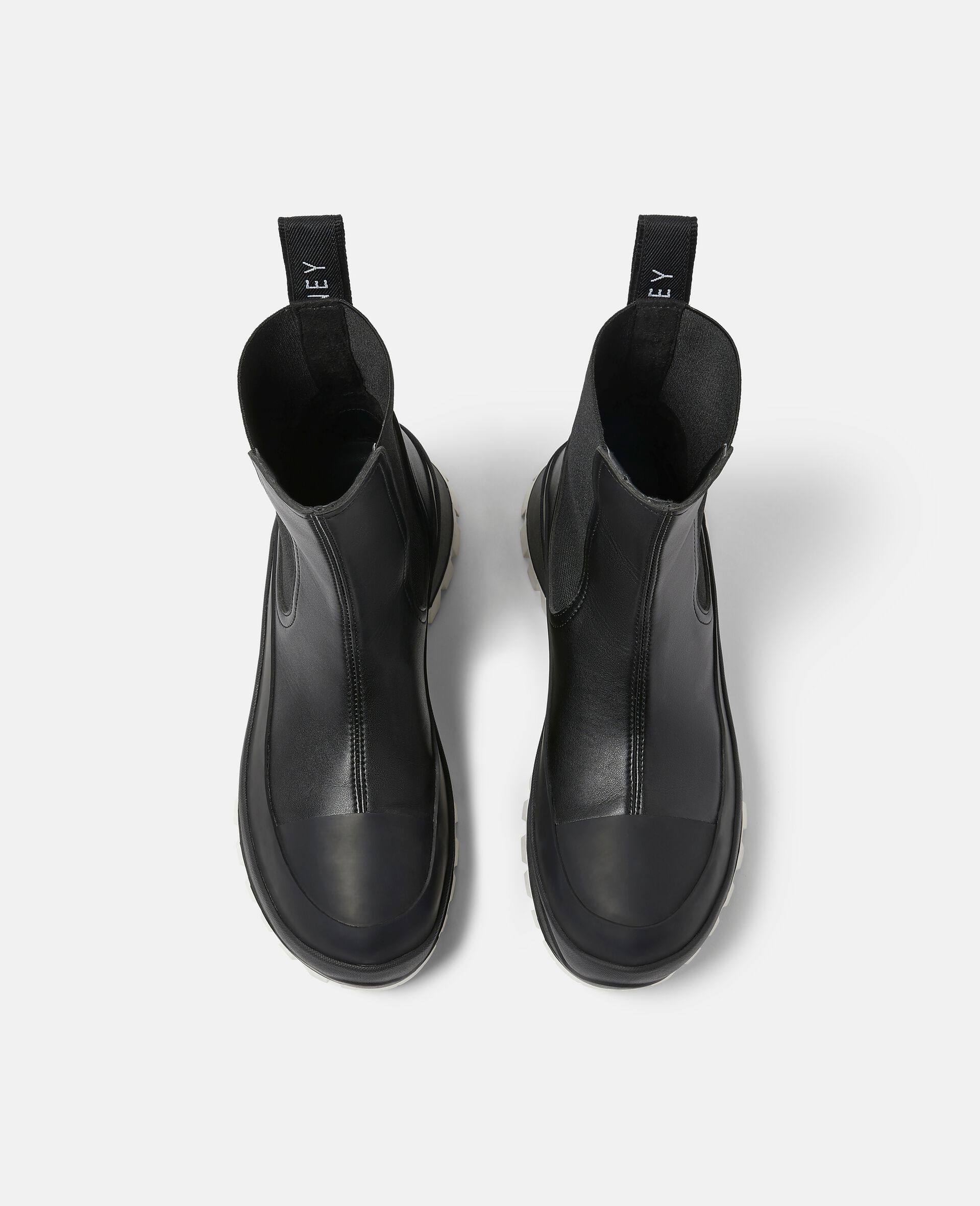 Trace Chelsea Boots-Black-large image number 3