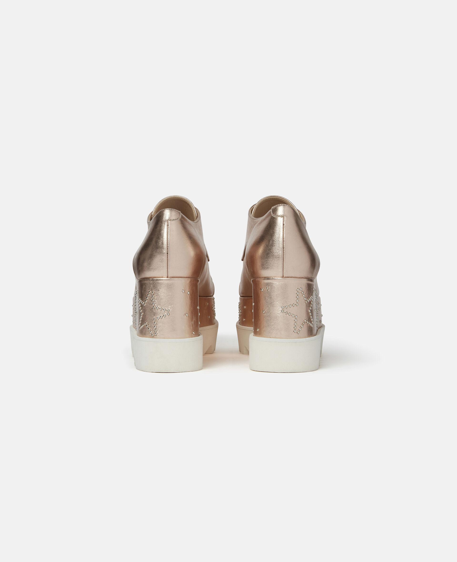 Chaussures compensées pailletées Elyse-Gris-large image number 2