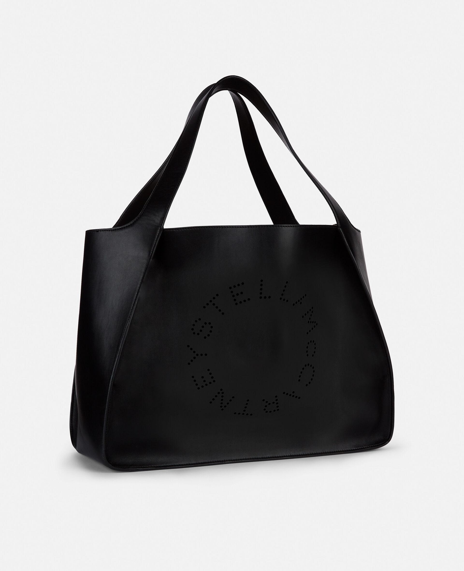 Stella Logo Tote Bag-Brown-large image number 1