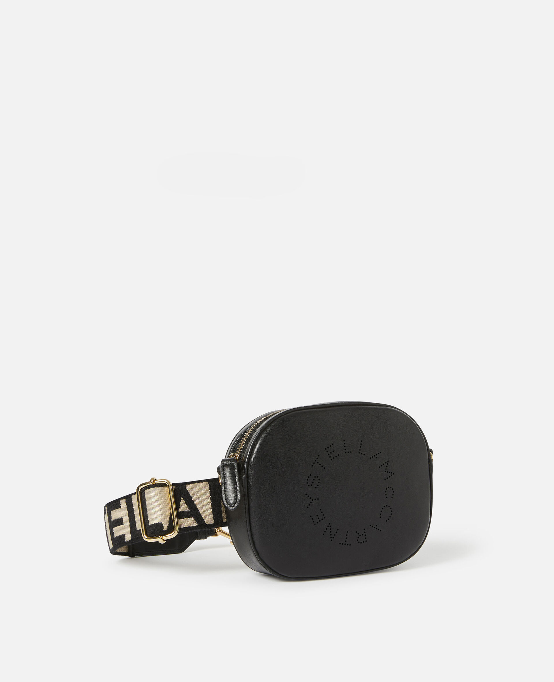 Stella Logo Belt Bag-Black-large image number 3