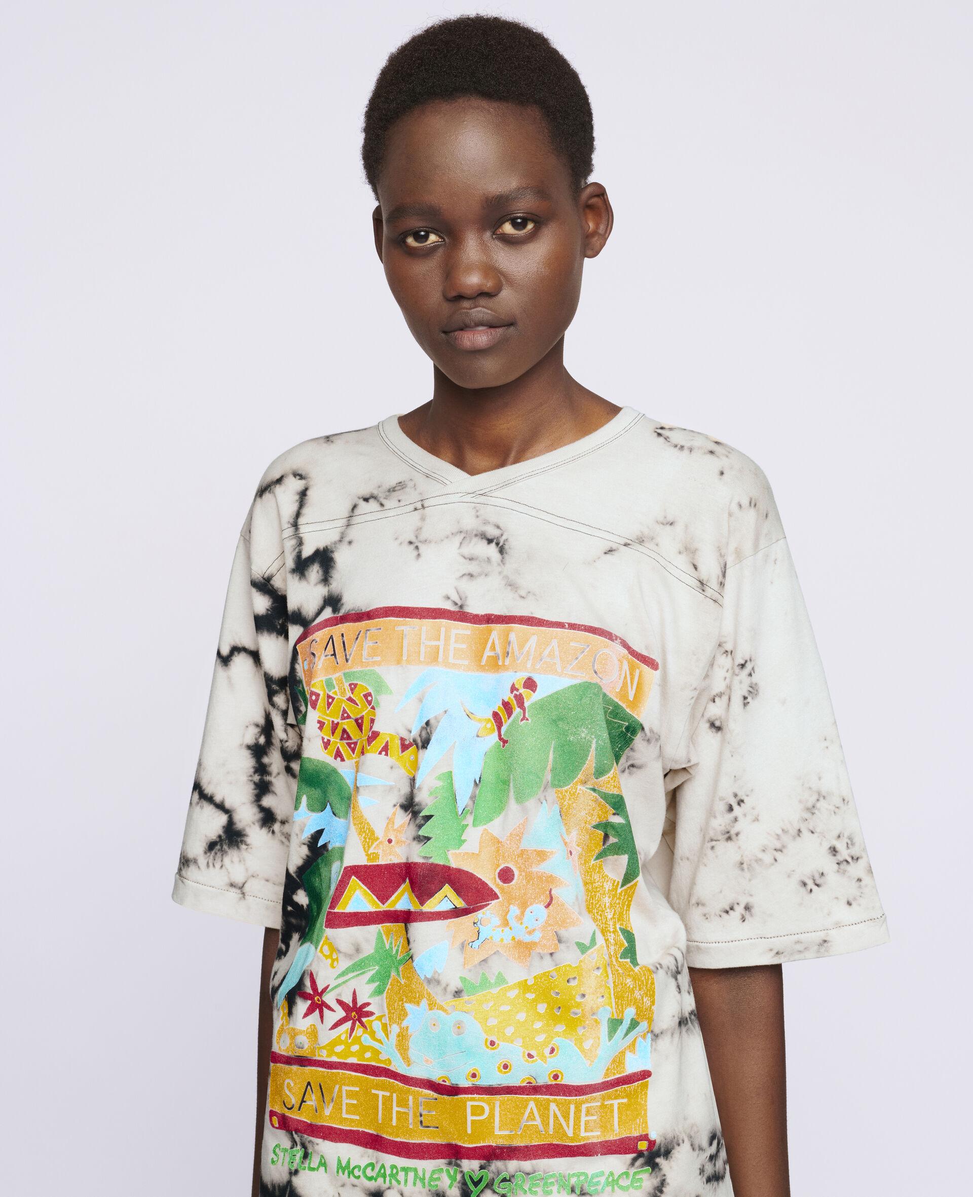 Rainforest T-Shirt-Multicolour-large image number 3