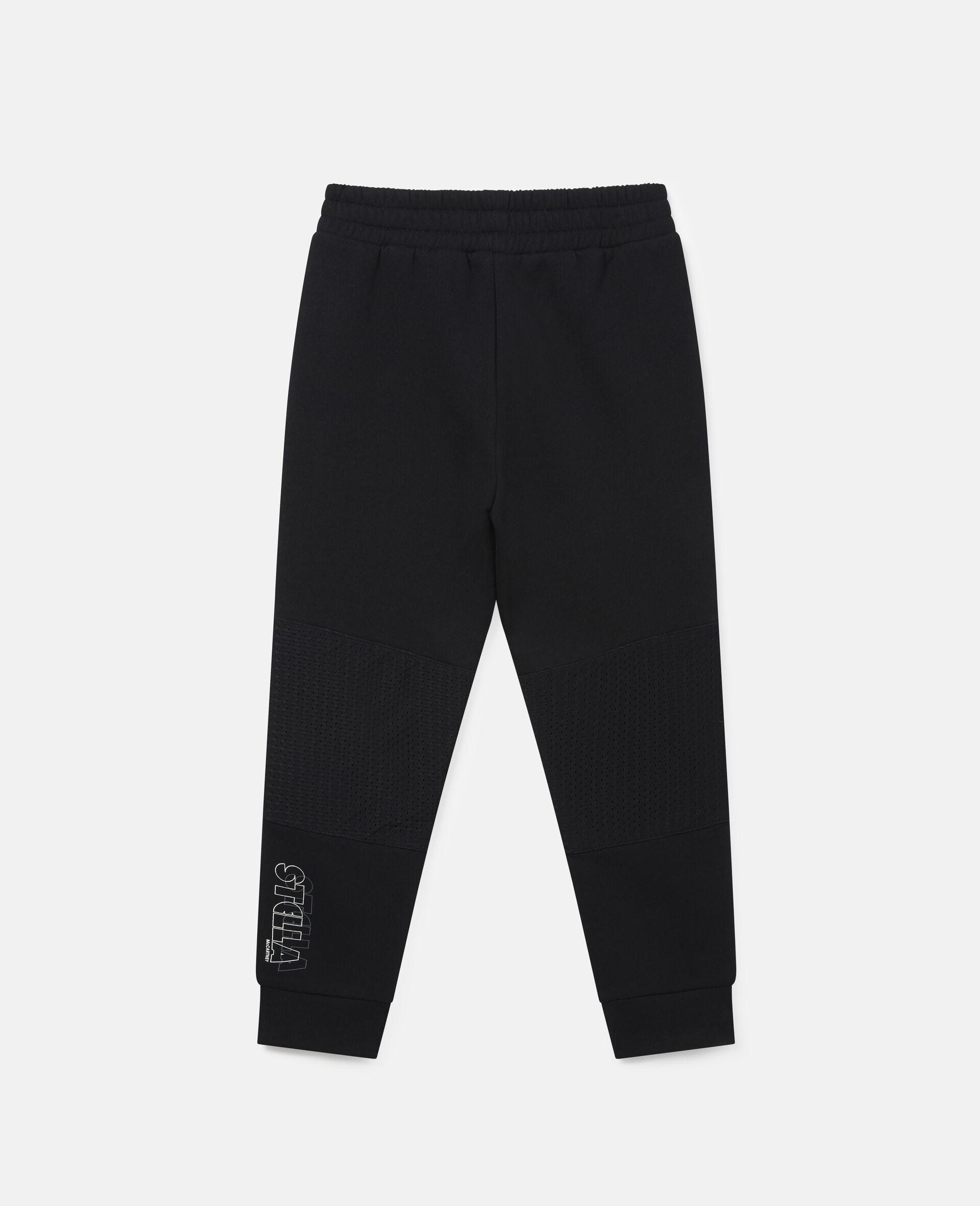Stella Sport Fleece Joggers-Black-large image number 2