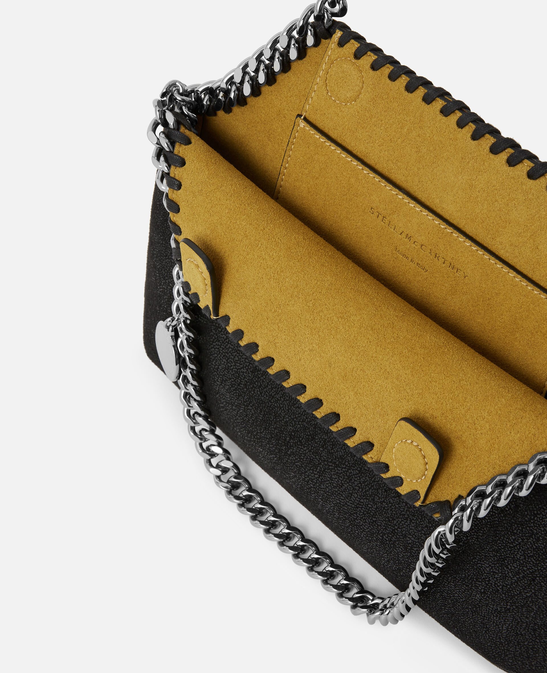 Mini Falabella Shoulder Bag-Green-large image number 3