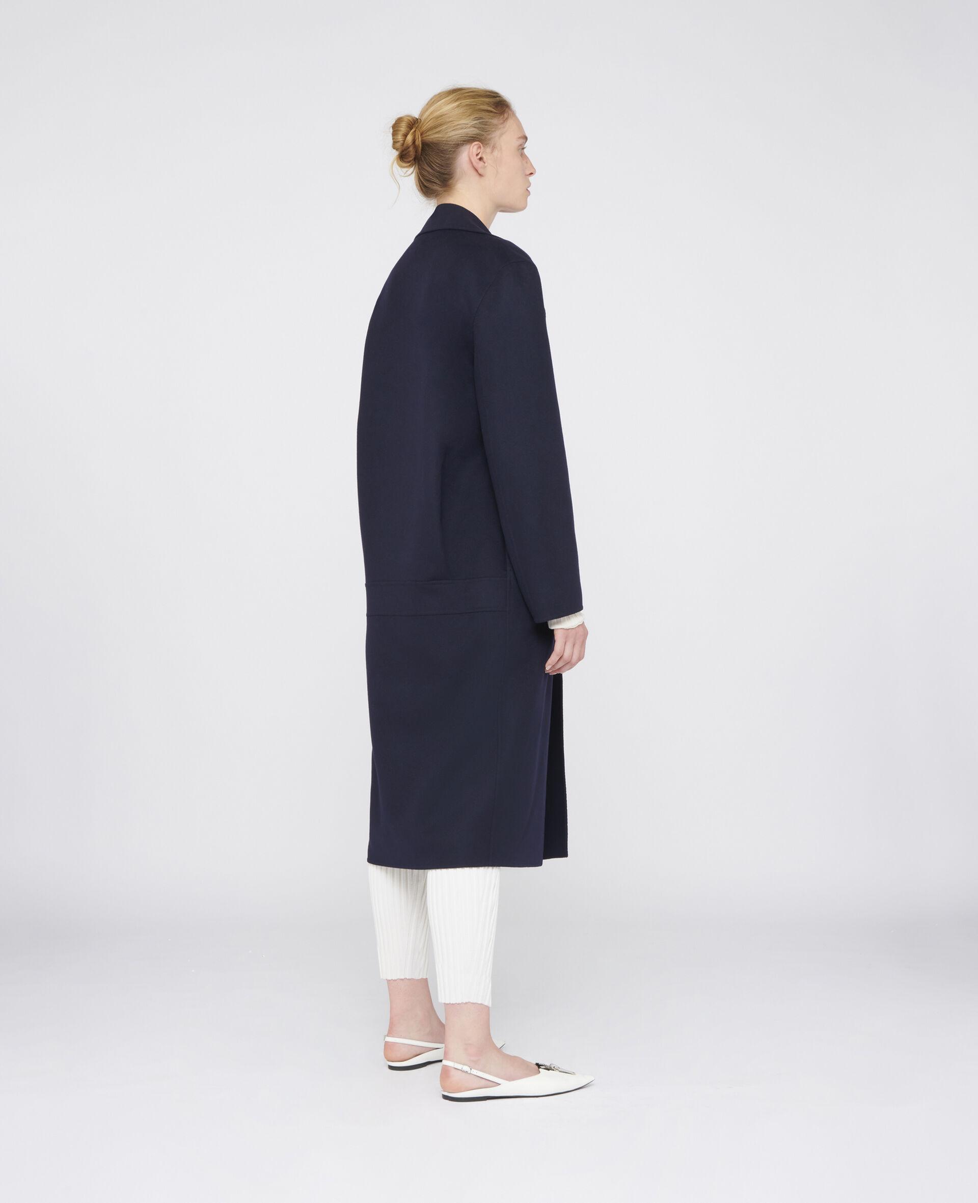 Erika Wool Coat-Blue-large image number 2