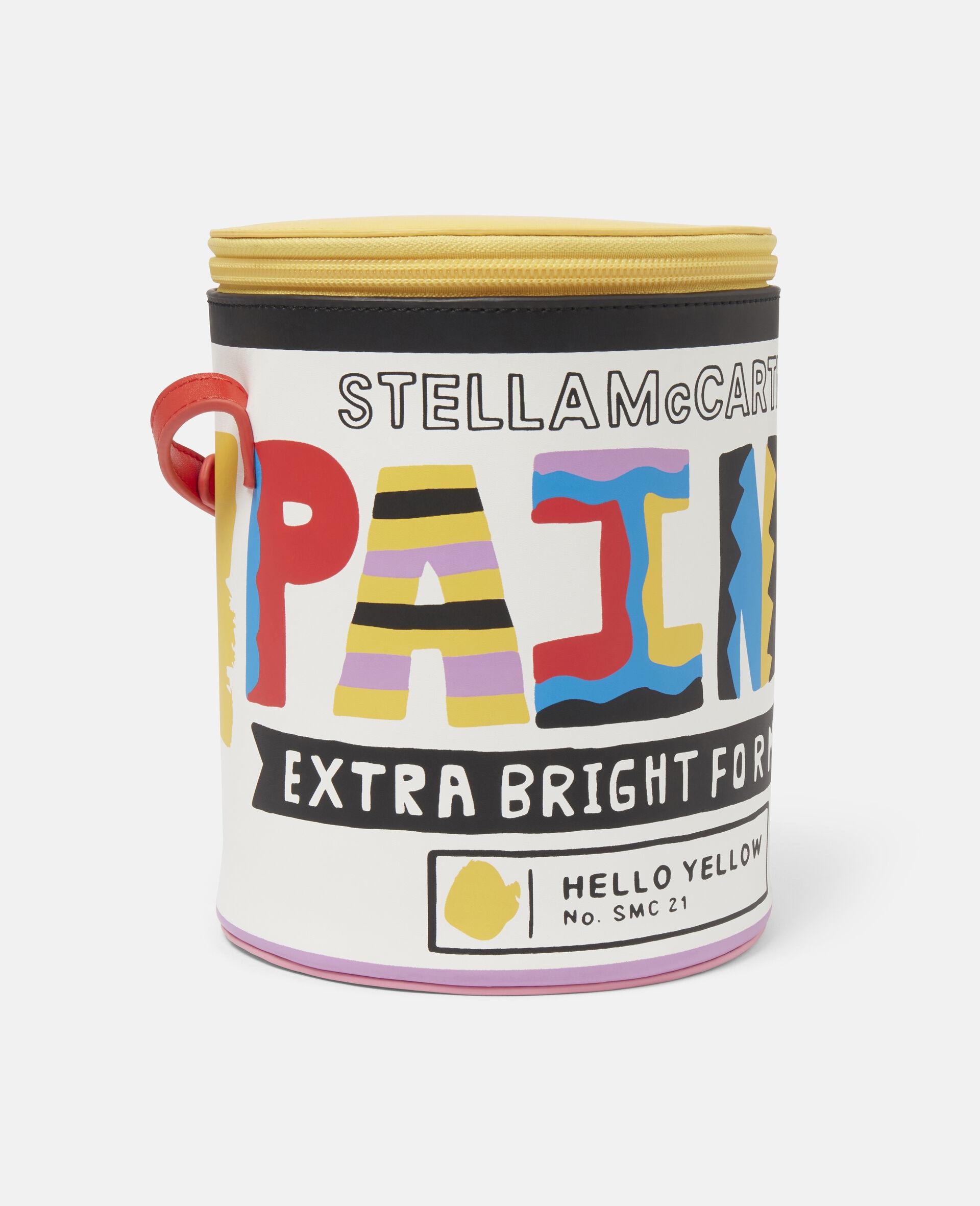 Paint Can Alter Mat Shoulder Bag-Multicolour-large image number 1