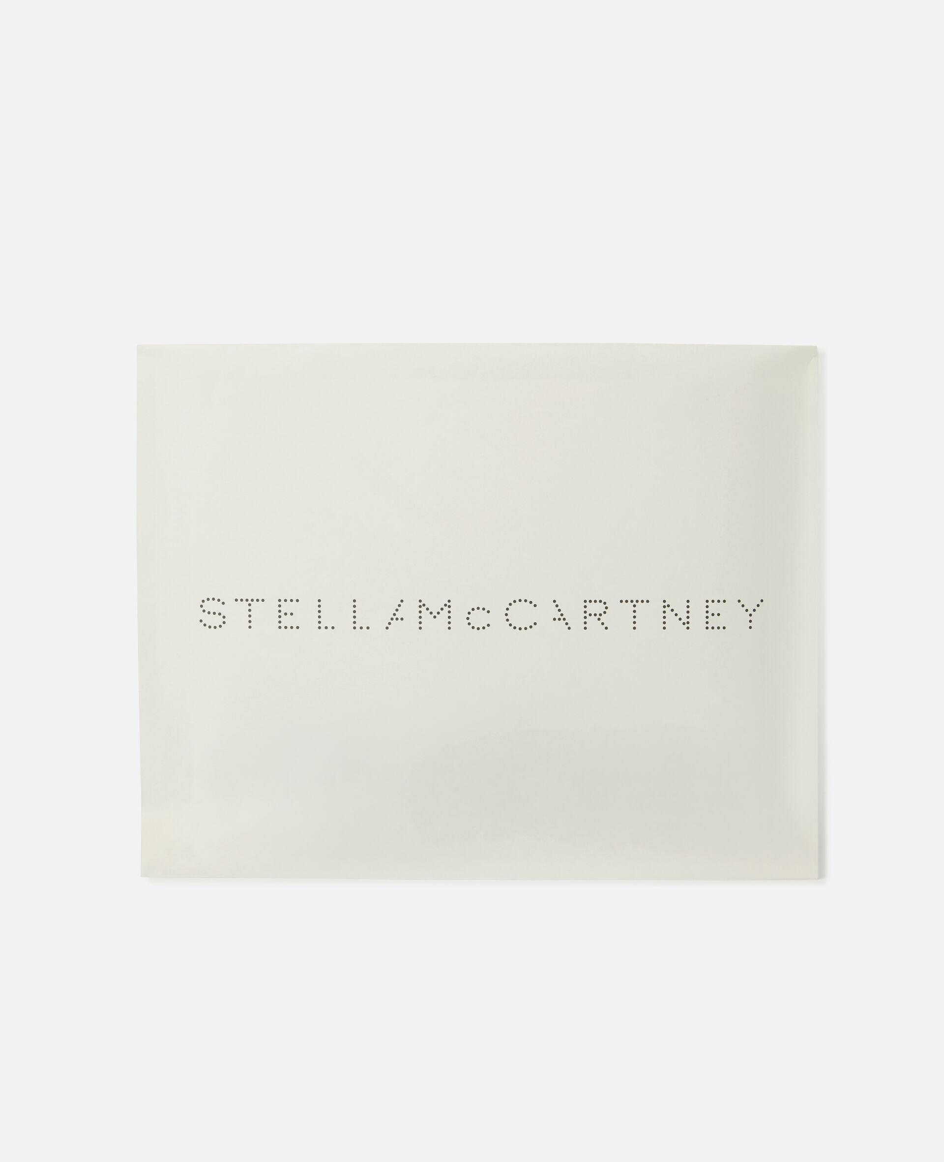 "Cindy Sherman ""E"" T-shirt-White-large image number 4"