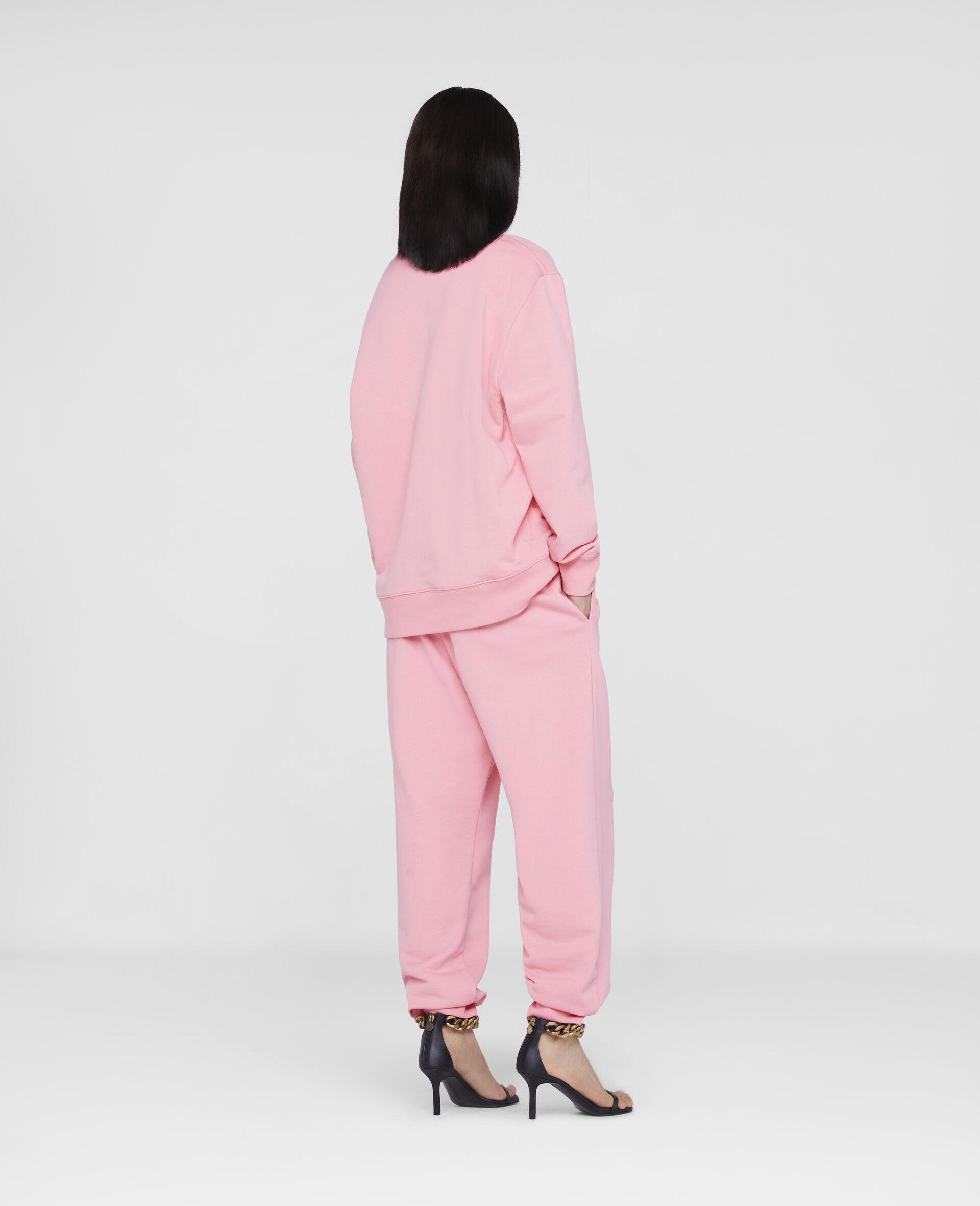 Tom Tosseyn Stella Logo Sweatshirt-Pink-large image number 2