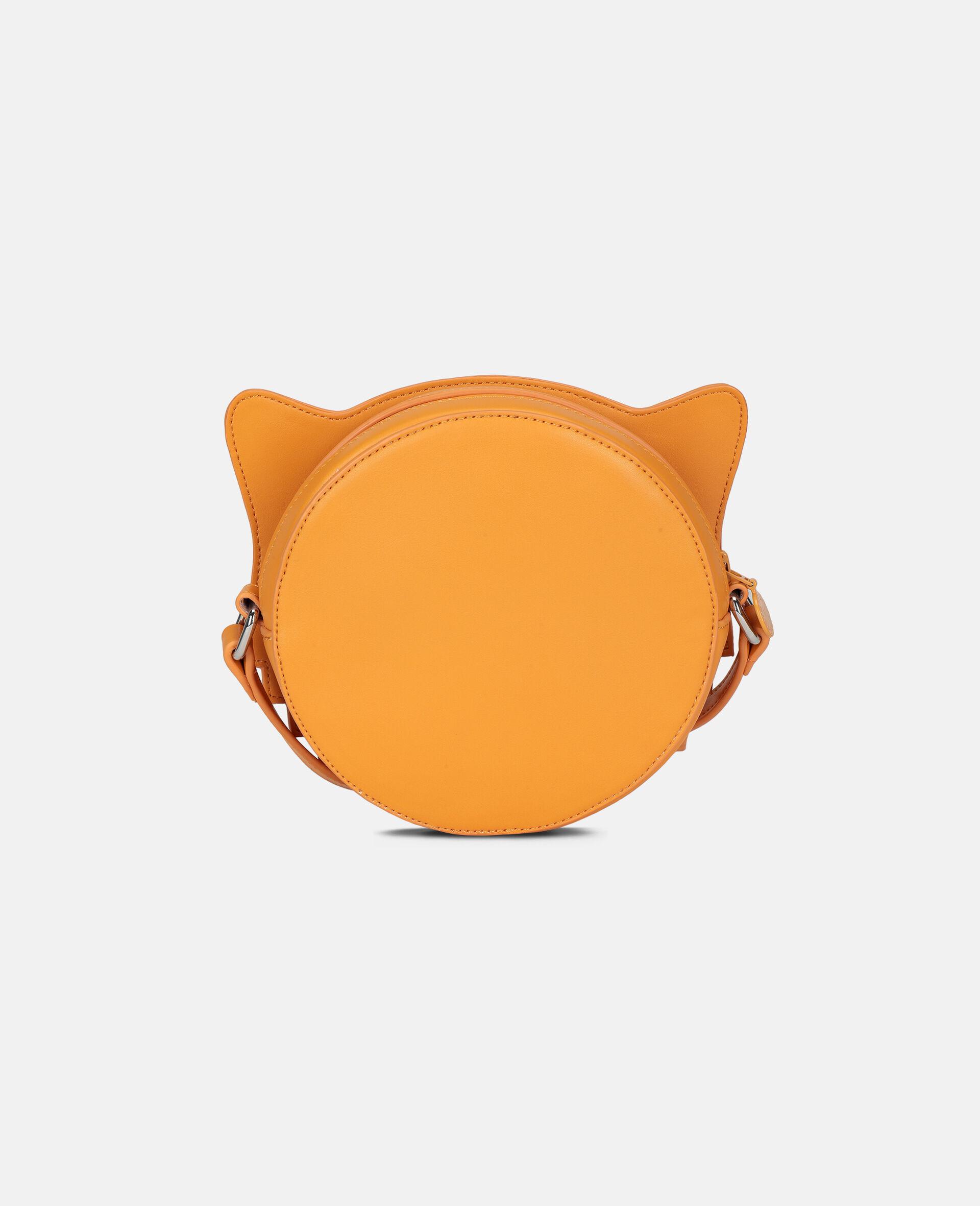 Sac porté épaule guépard -Orange-large image number 3