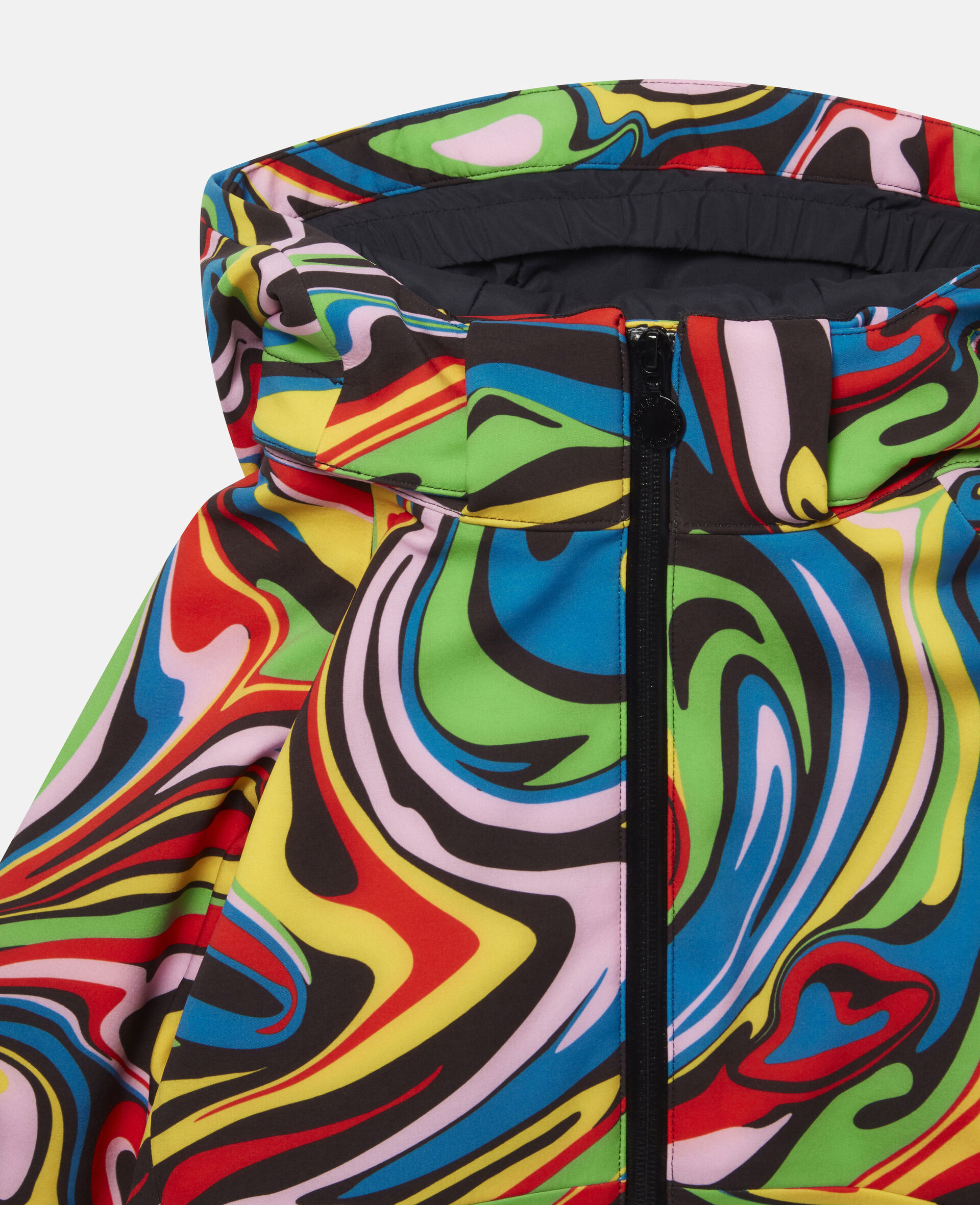 Marble Ski Jacket-Multicolour-large image number 1