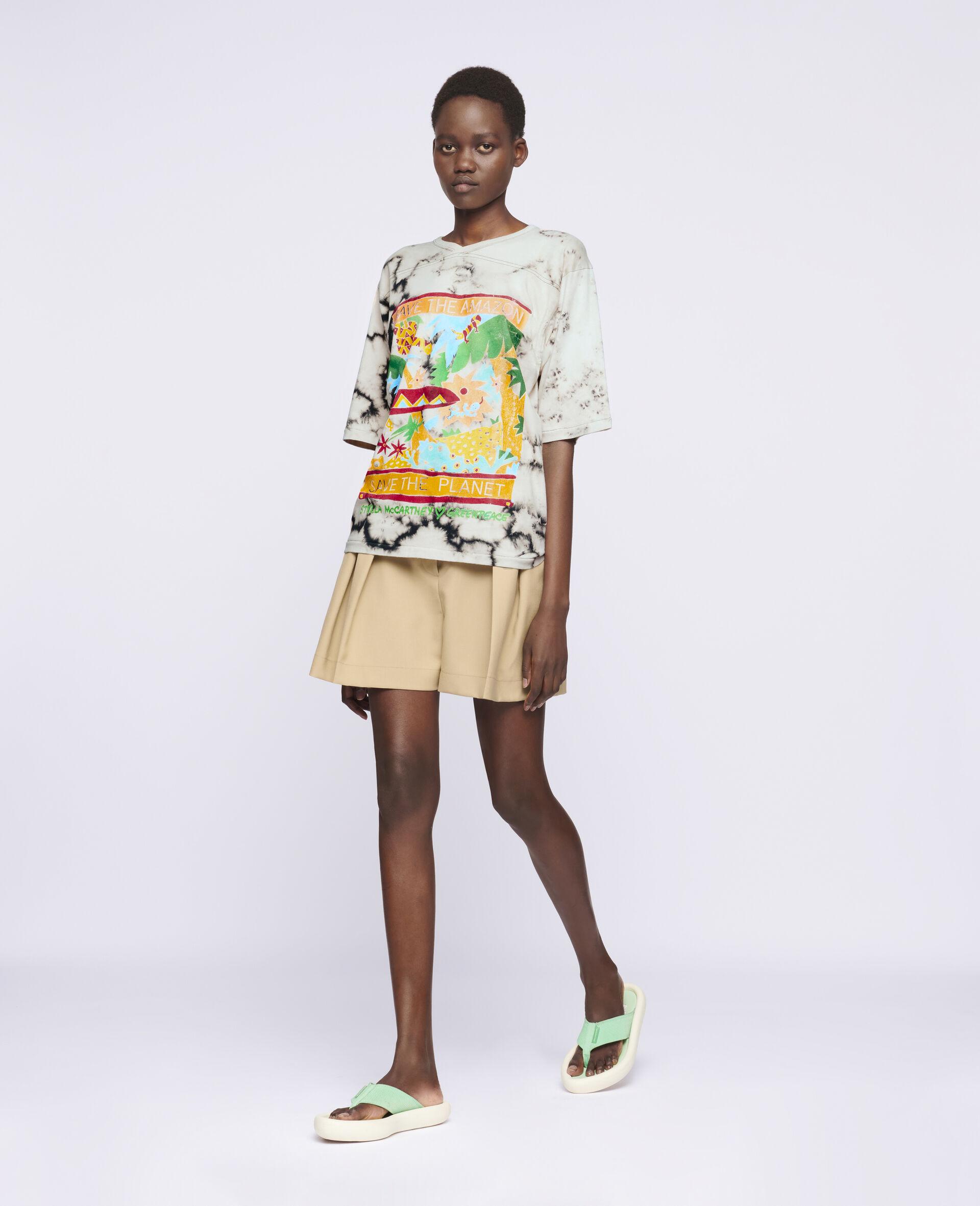 Rainforest T-Shirt-Multicolour-large image number 1