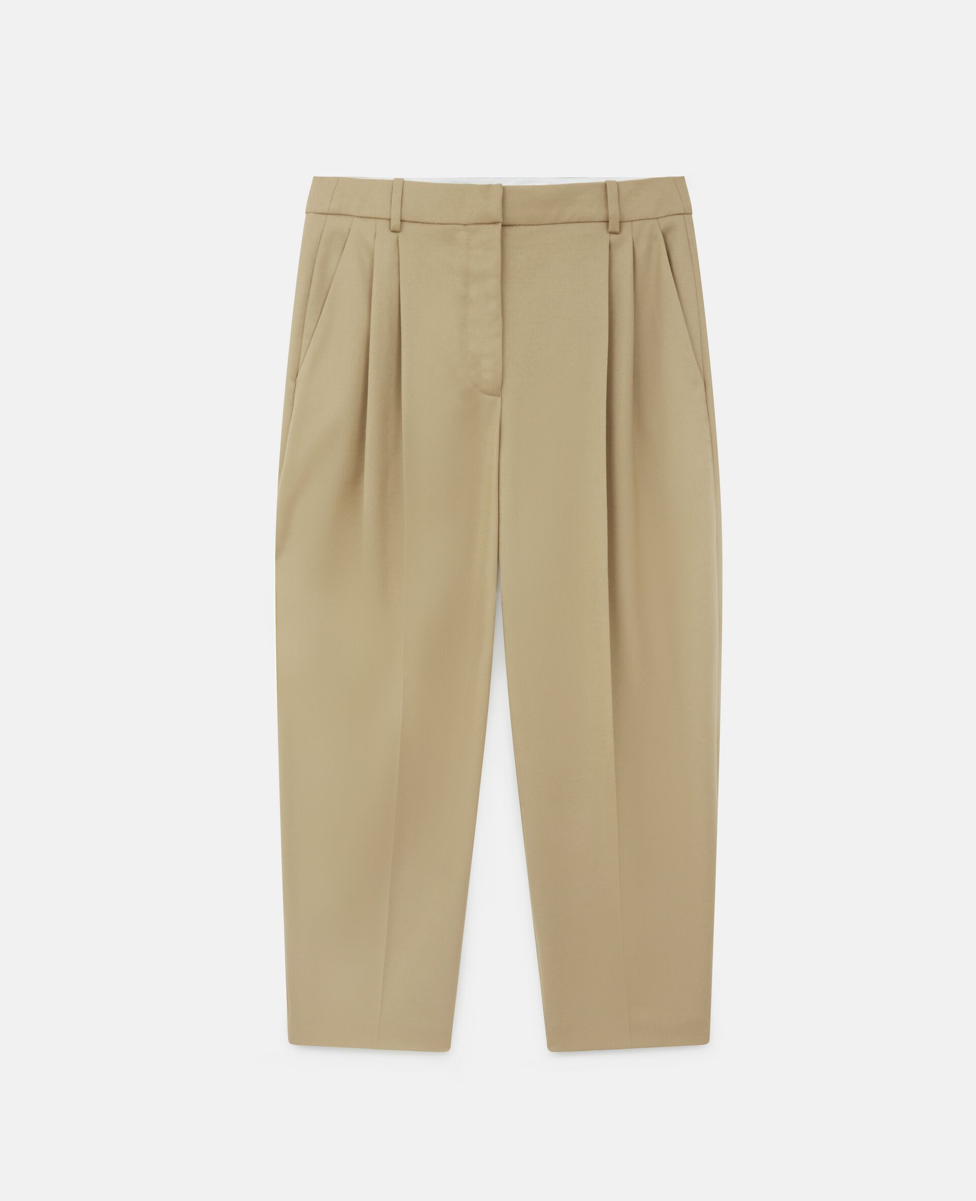 Dawson Wool Trousers-Grey-large image number 0