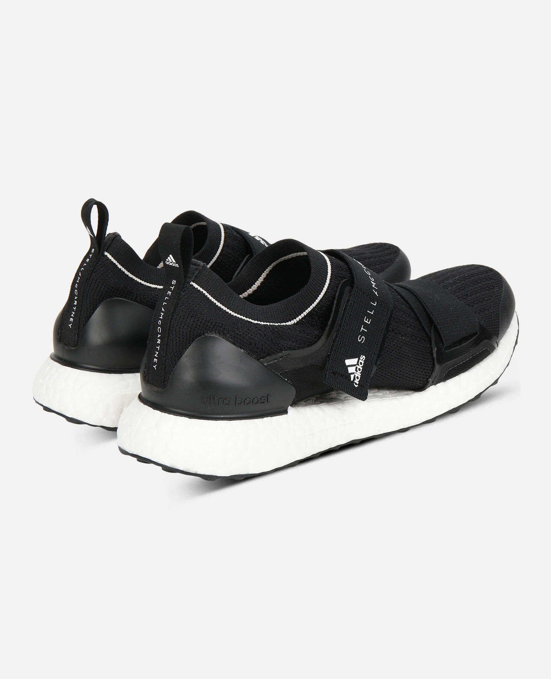 Black Ultraboost X Sneakers-Black-large image number 4