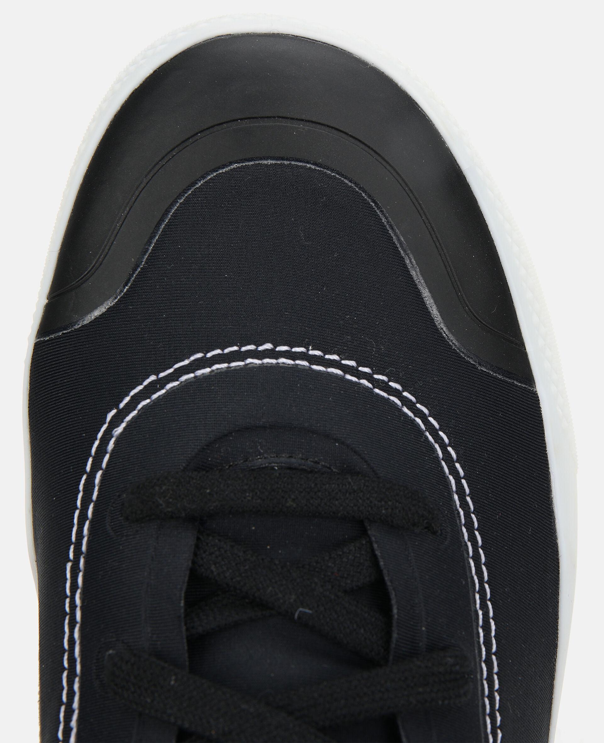 Schwarze Boost Treino Sneaker-Schwarz-large image number 5