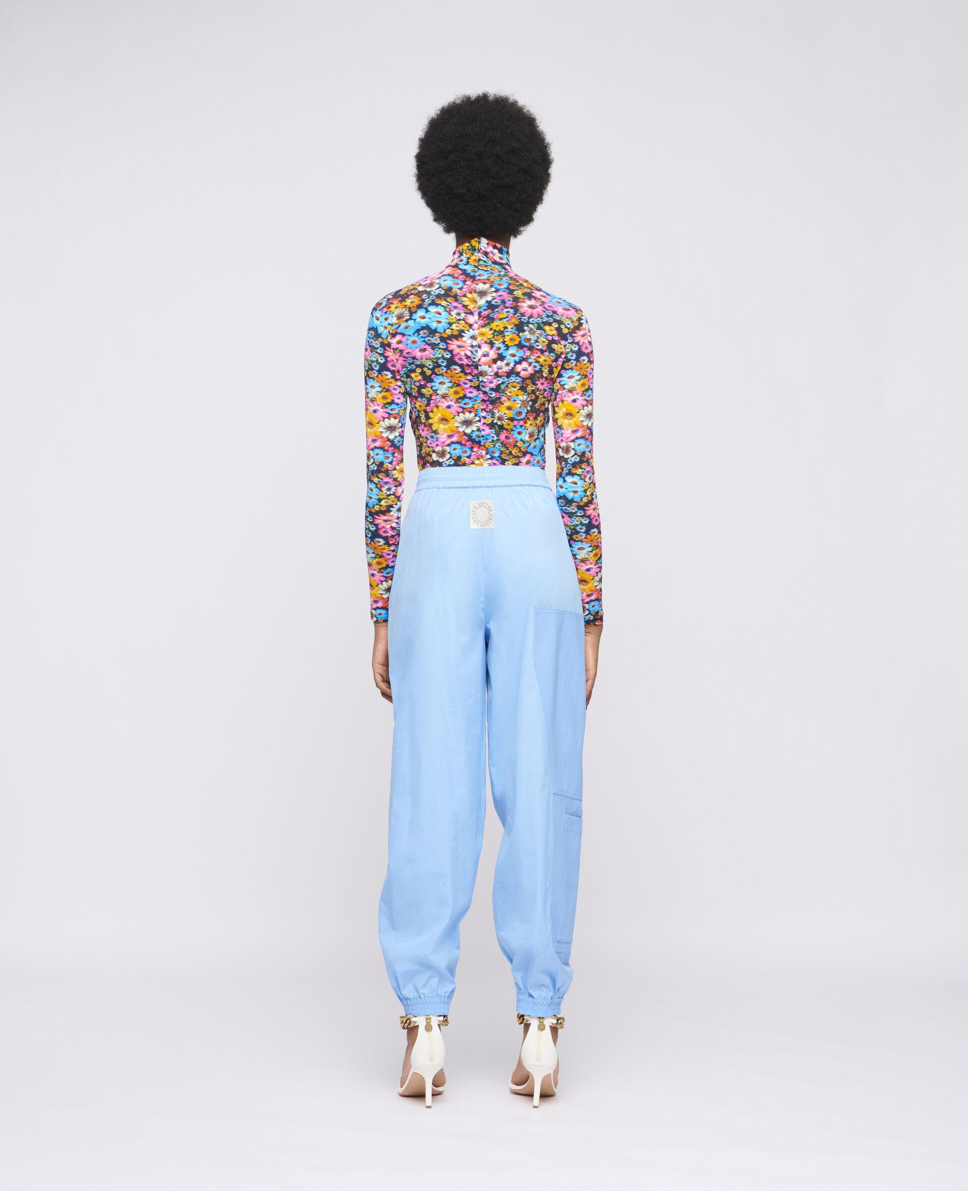 Pantaloni Kara-Blu-large image number 2