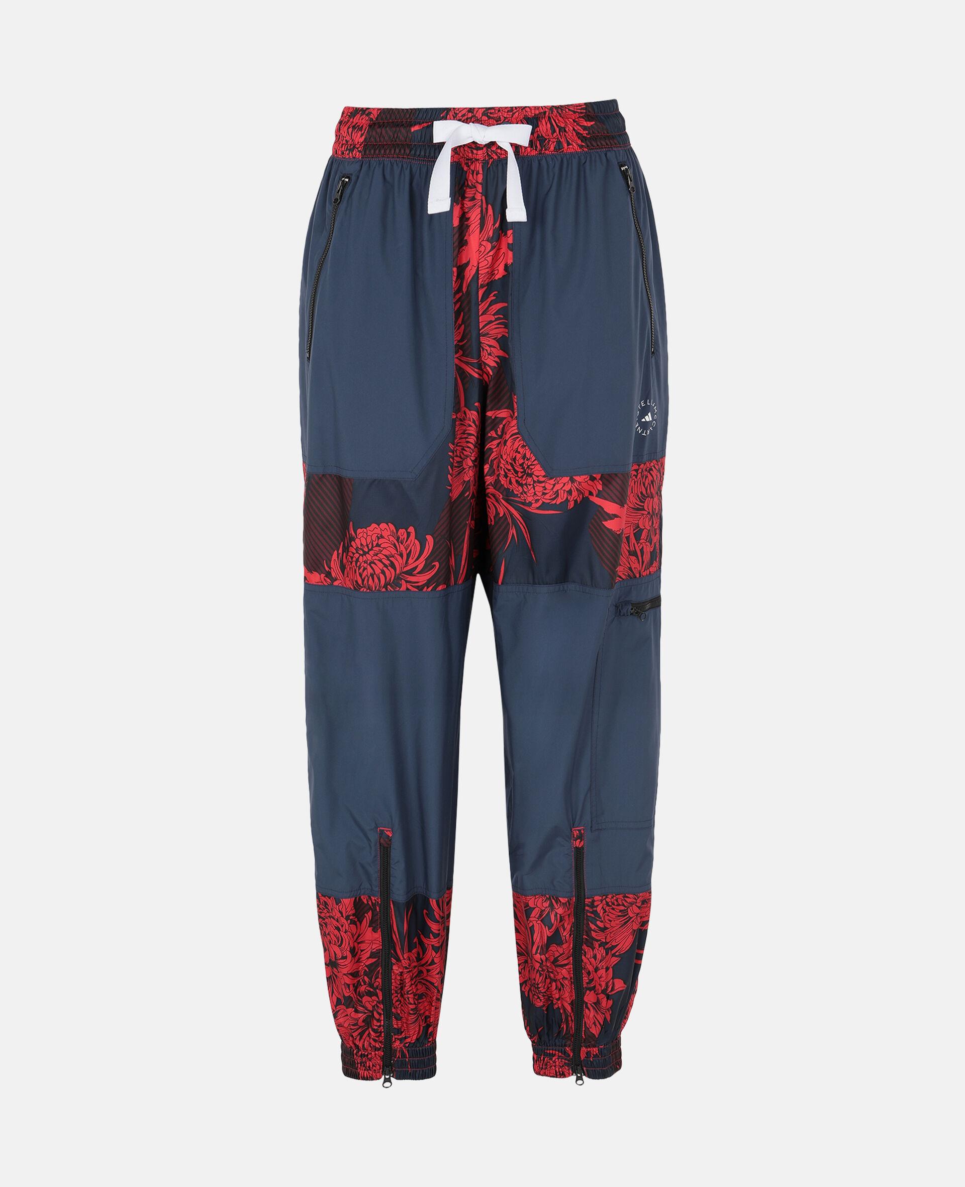 Future Playground 机织 Training 裤装-红色-large image number 0