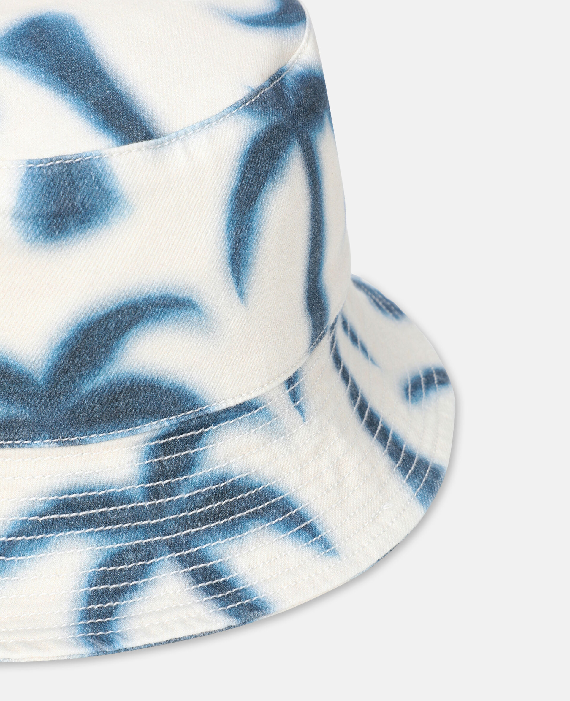 Palm牛仔帽子 -蓝色-large image number 2
