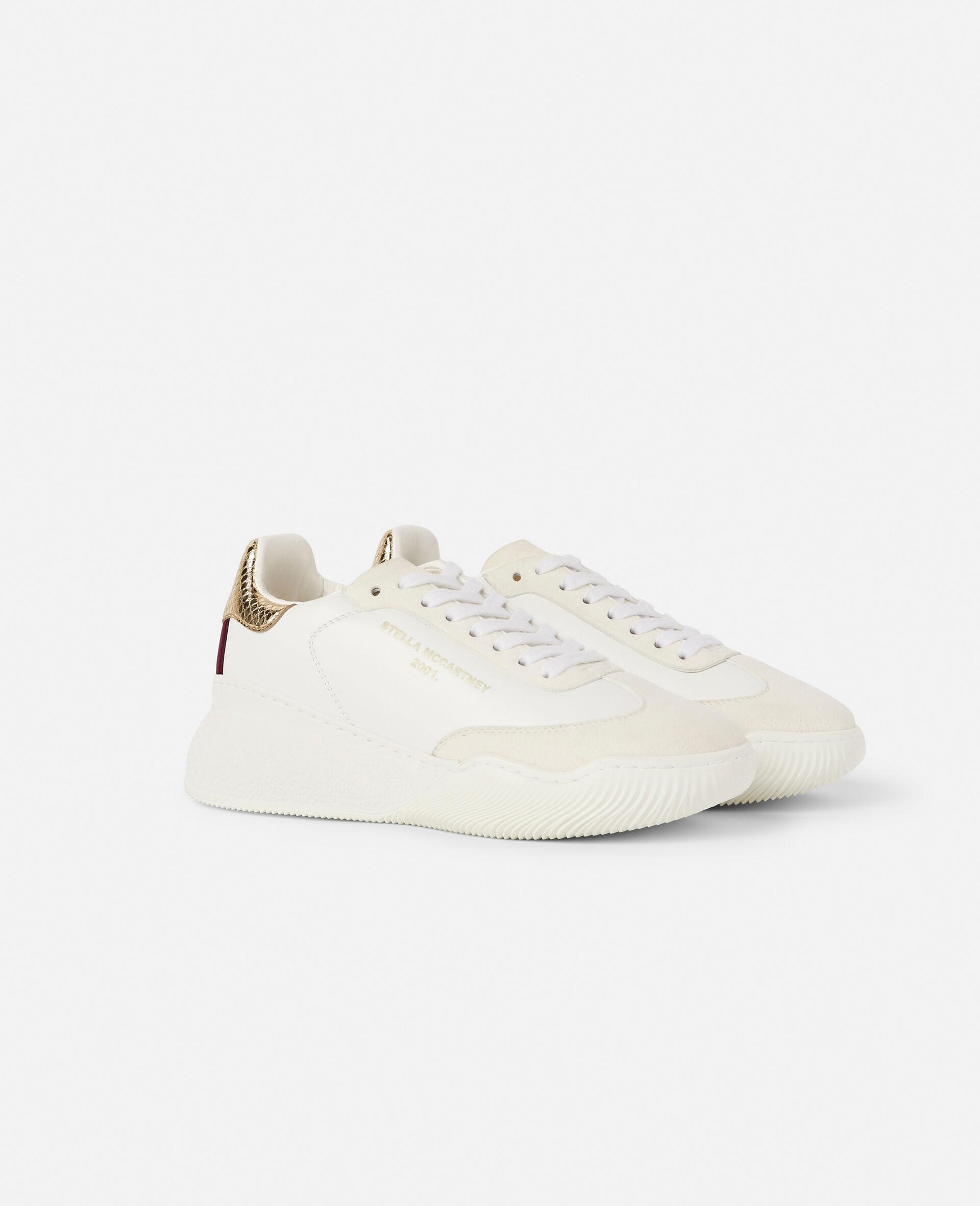 Sneakers à lacets Loop-Blanc-large image number 1