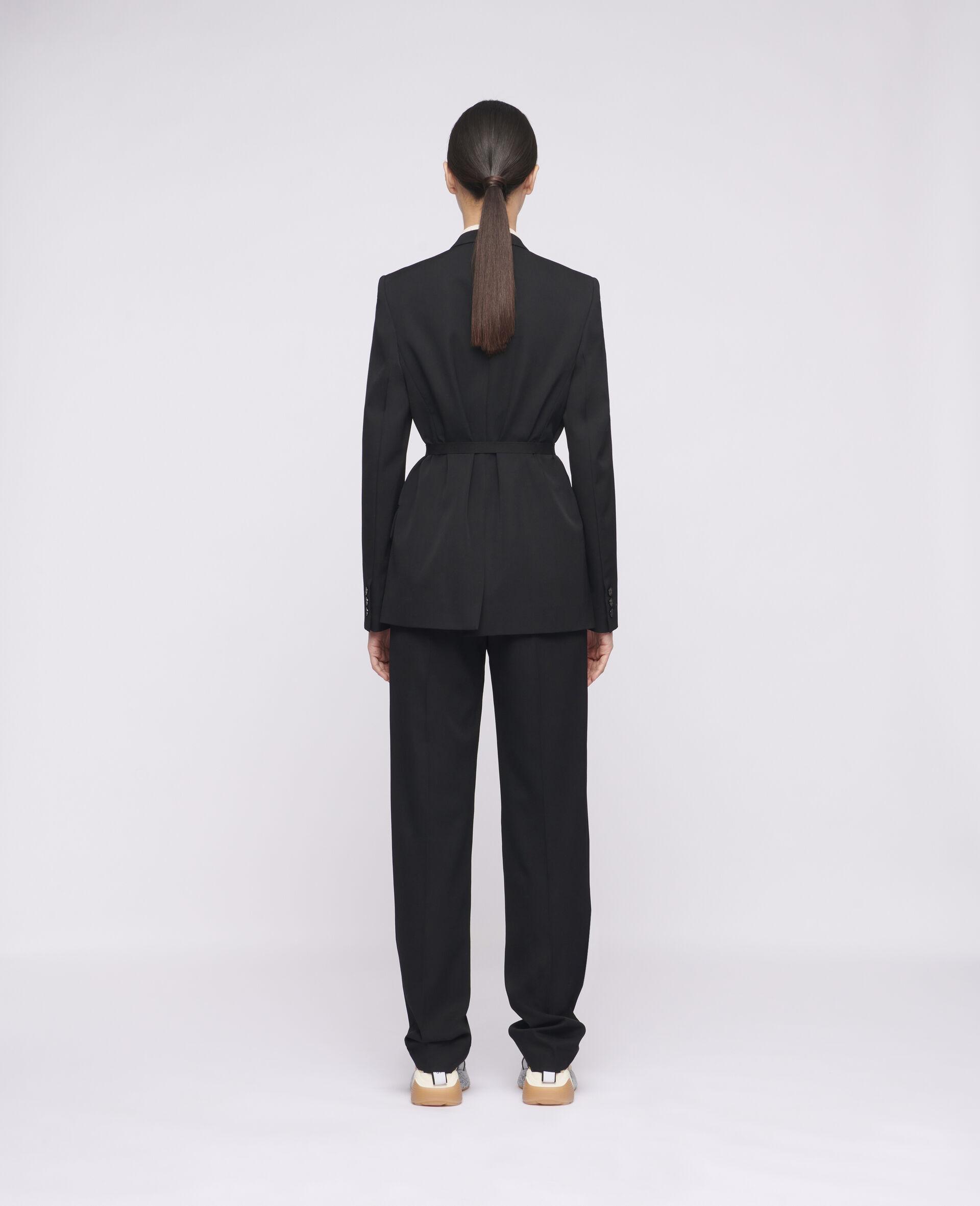 Bella Tailored Jacket-Black-large image number 2