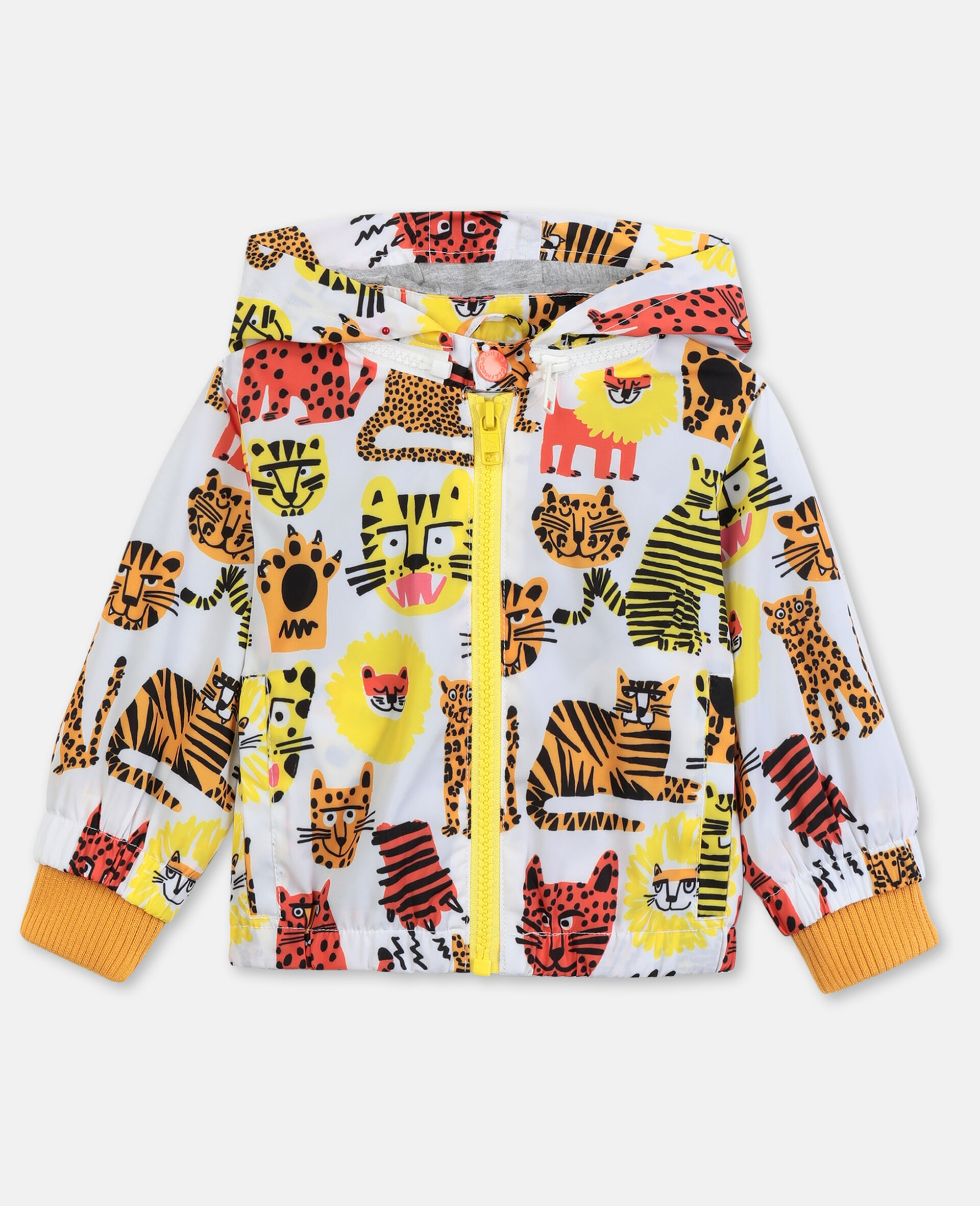Wild Cats Jacket -Yellow-large image number 0