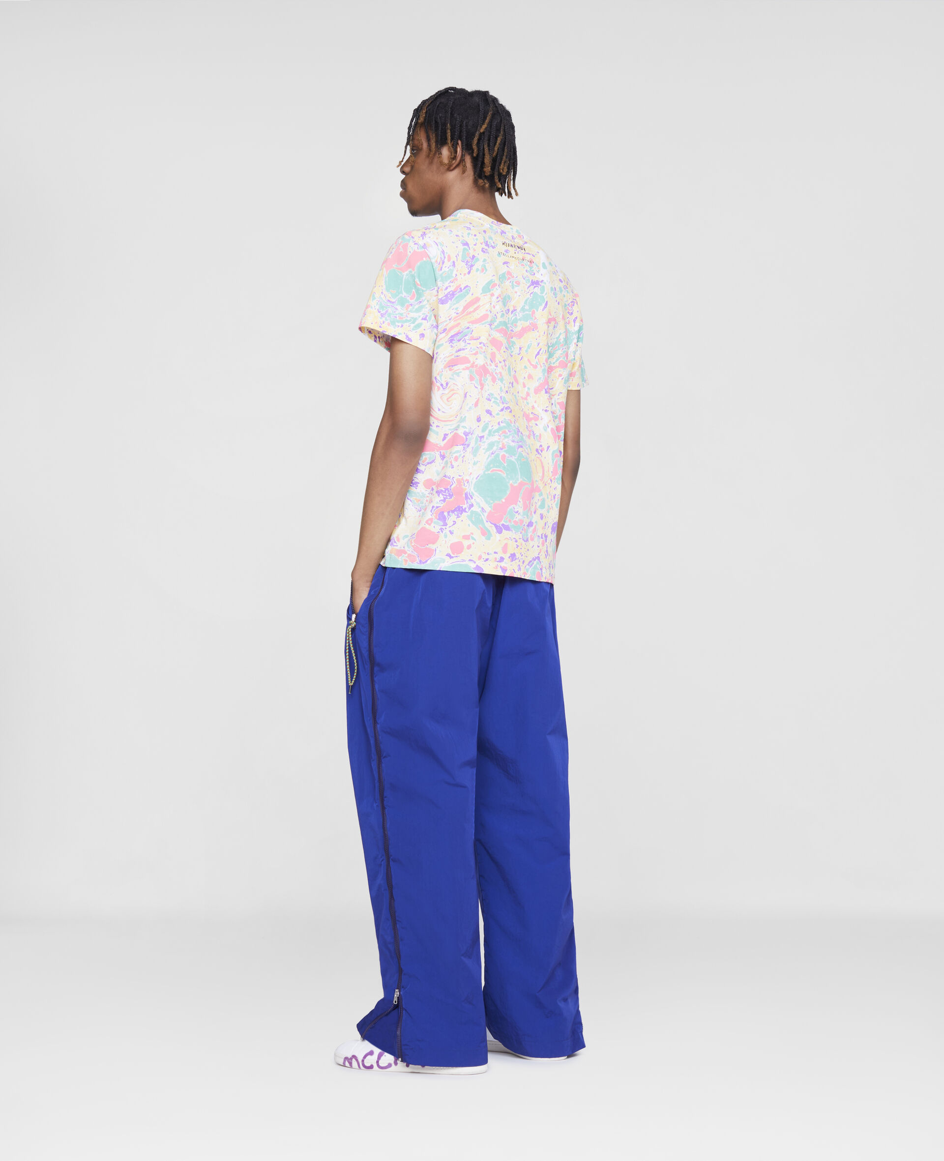 Myfawnwy Printed T-Shirt-Multicolour-large image number 2