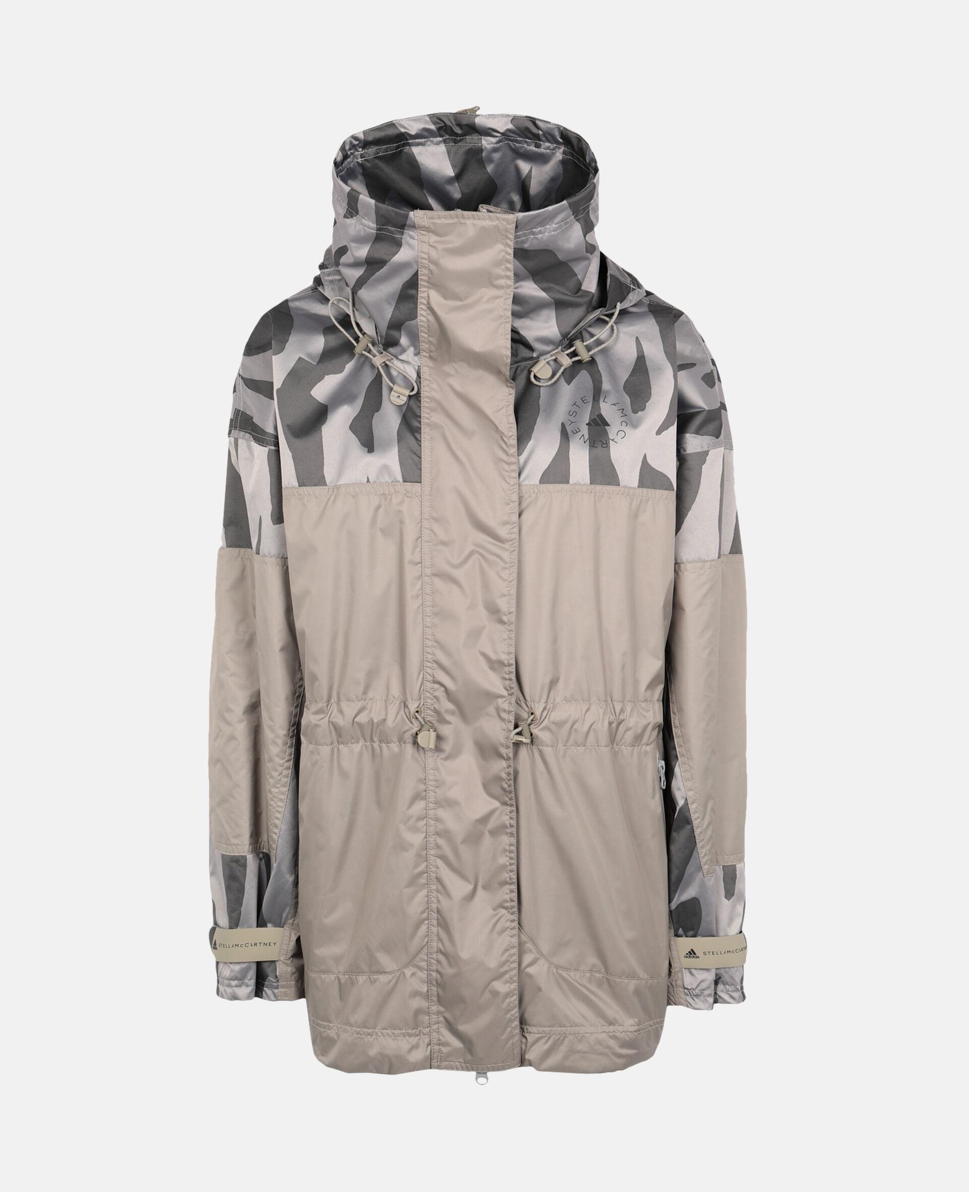 TruePace Running Jacket-Grey-large image number 0