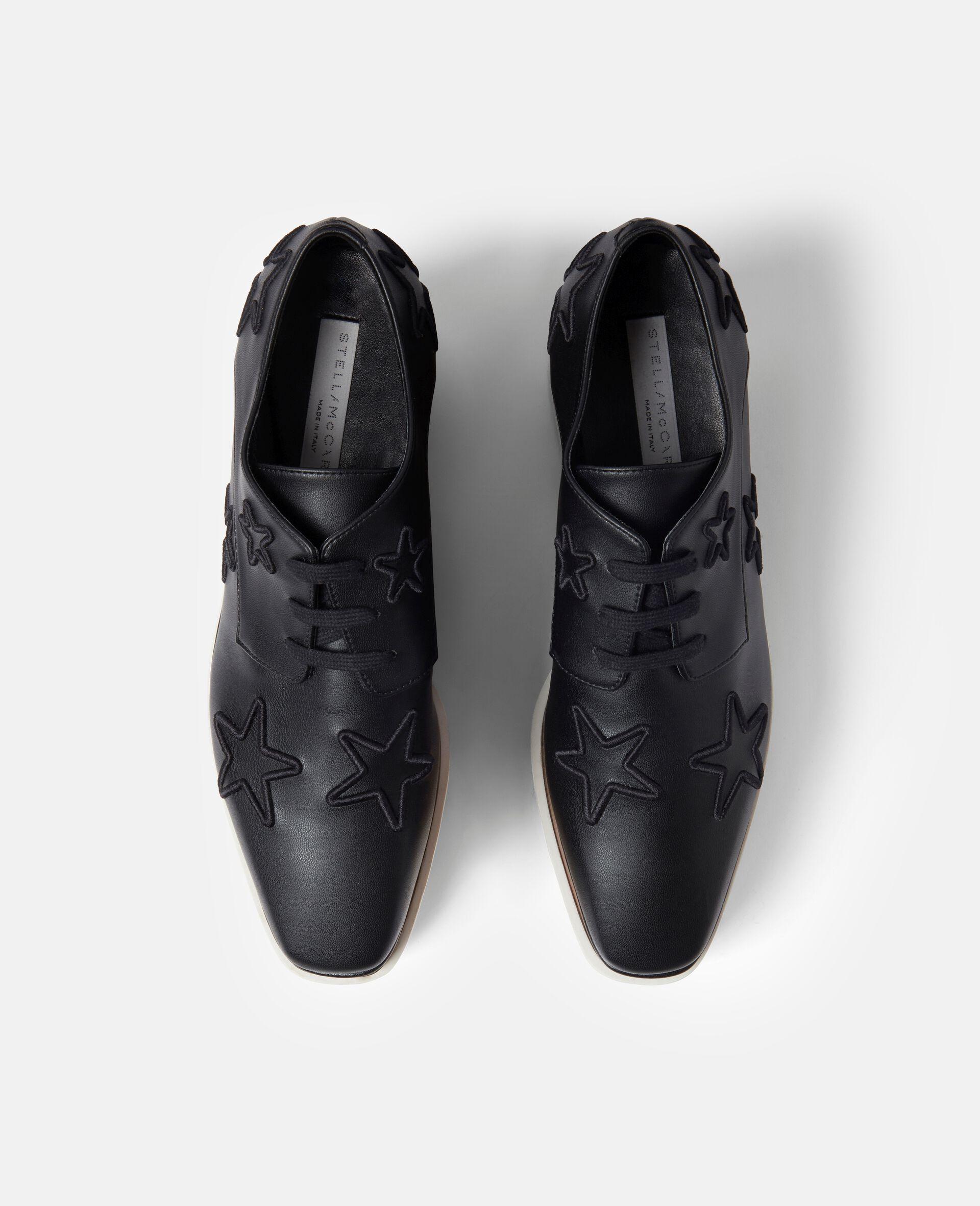 Chaussures compensées Elyse-Blanc-large image number 3