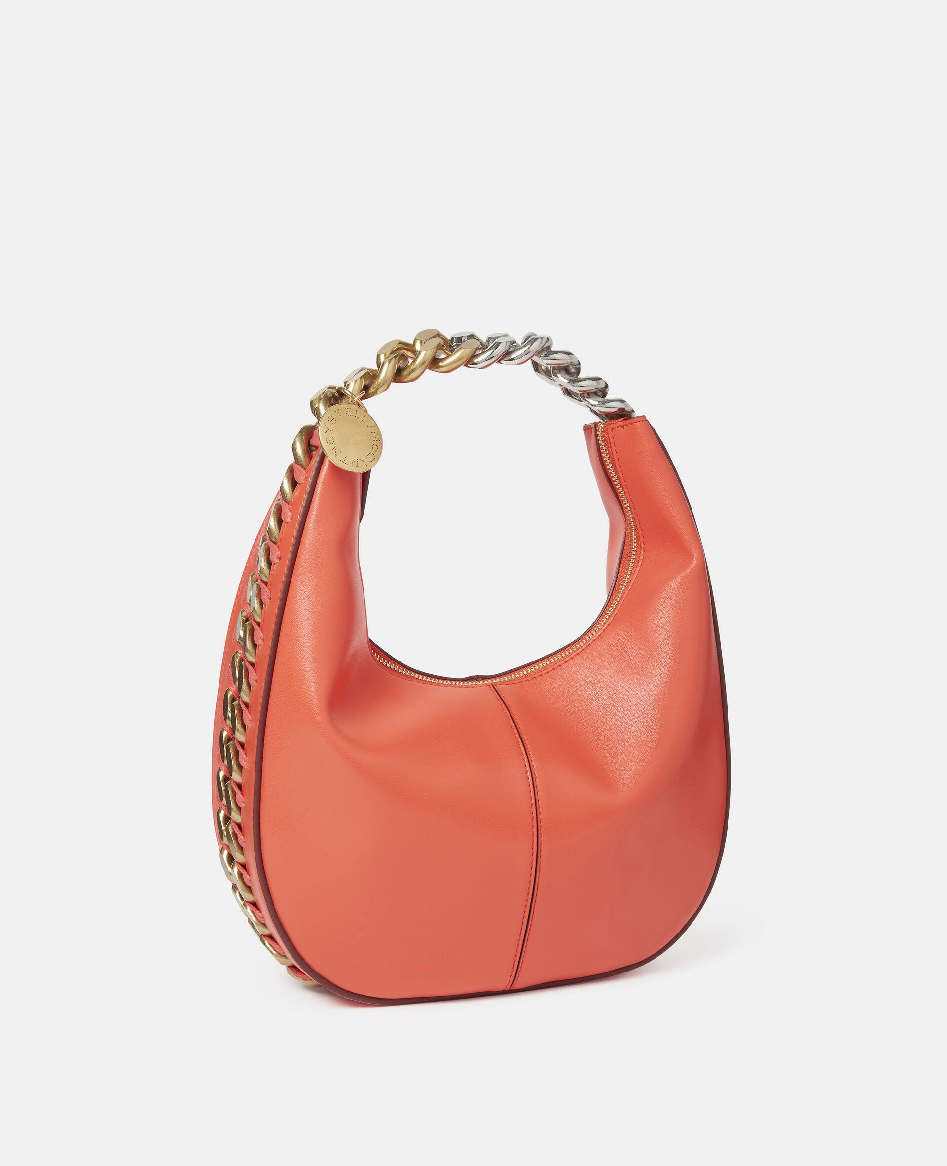 Frayme Small Zipit Shoulder Bag-Black-large image number 1