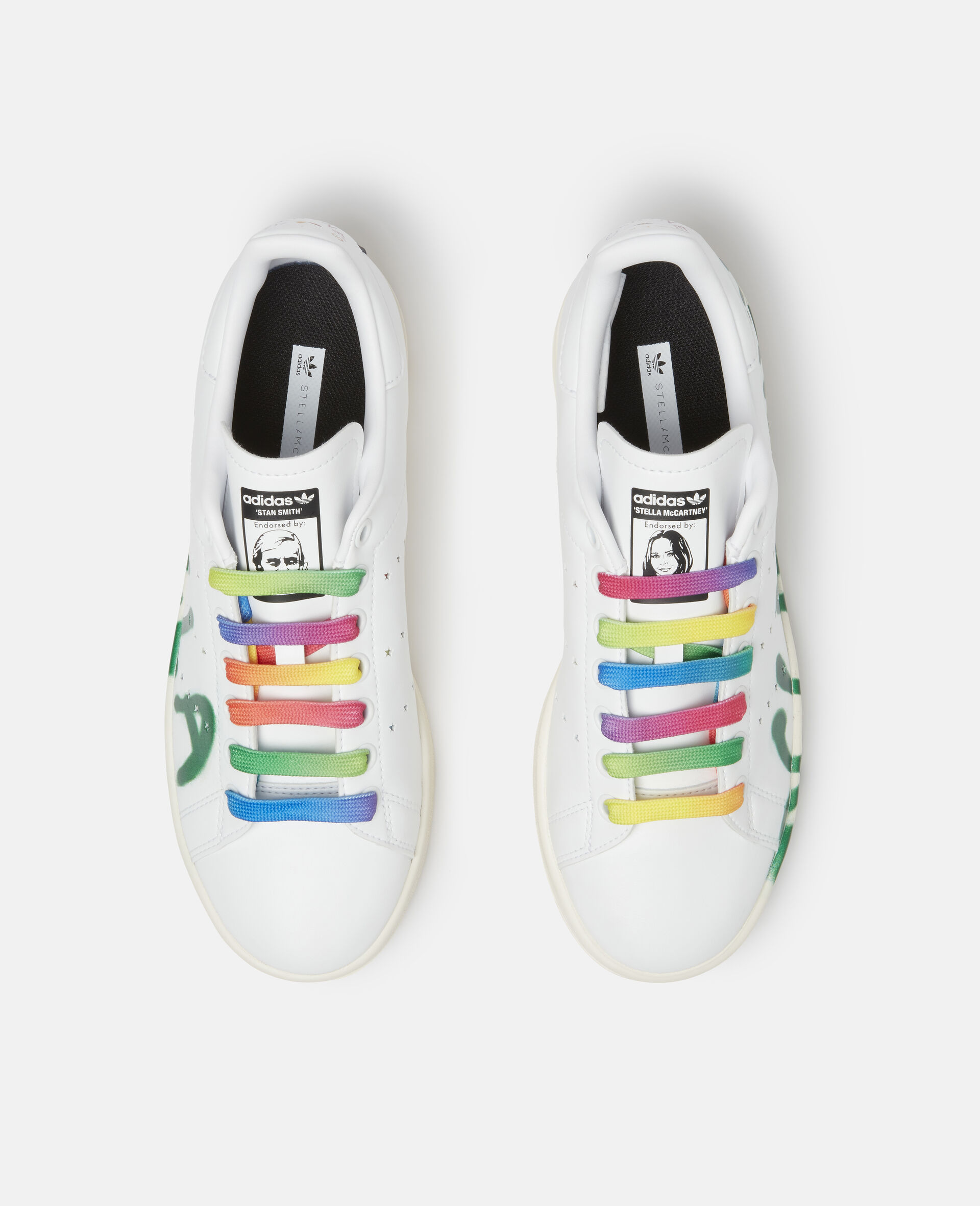 Ed Curtis Stella StanSmith adidas-Weiß-large image number 3