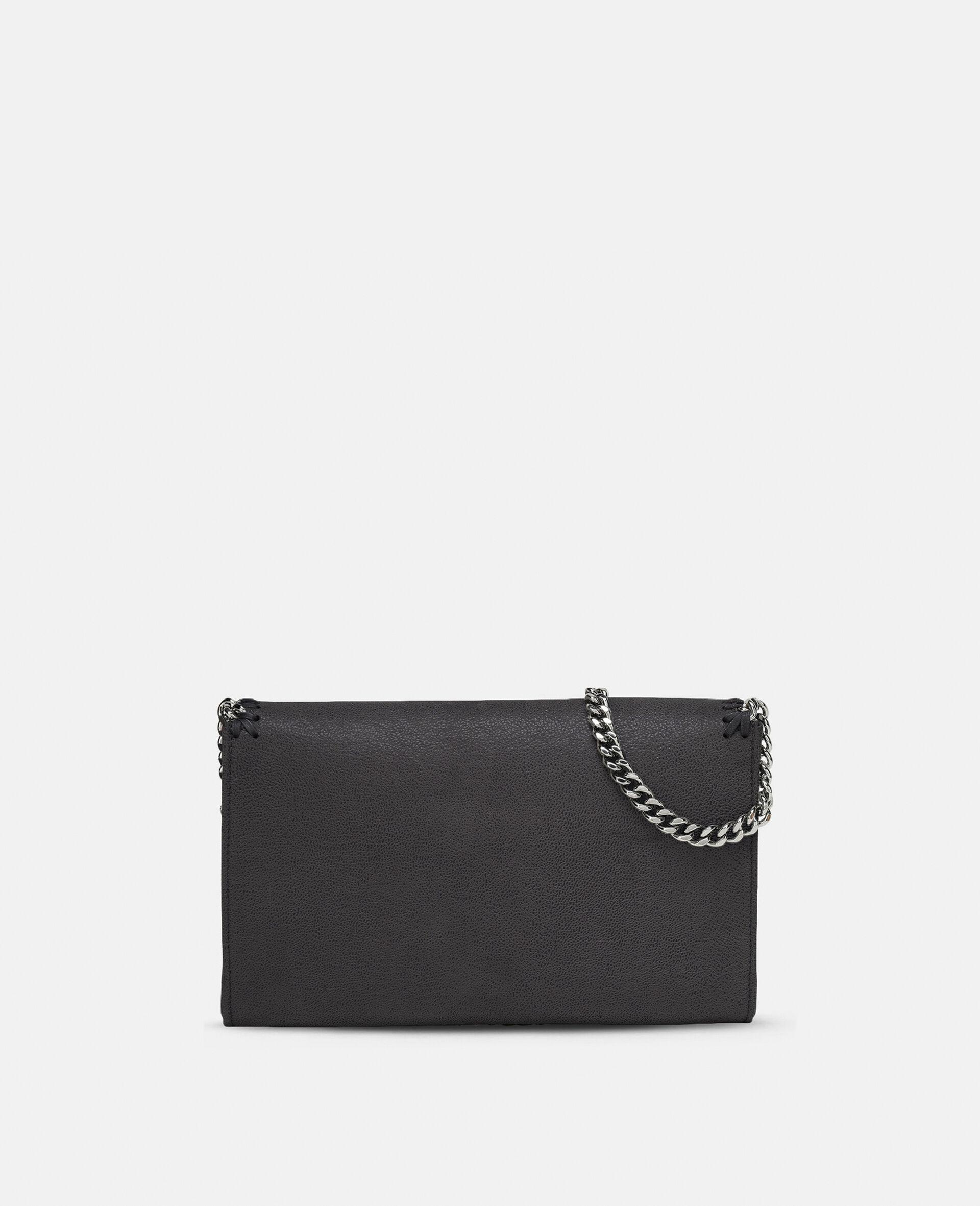 Mini sac porté épaule Falabella-Gris-large image number 2