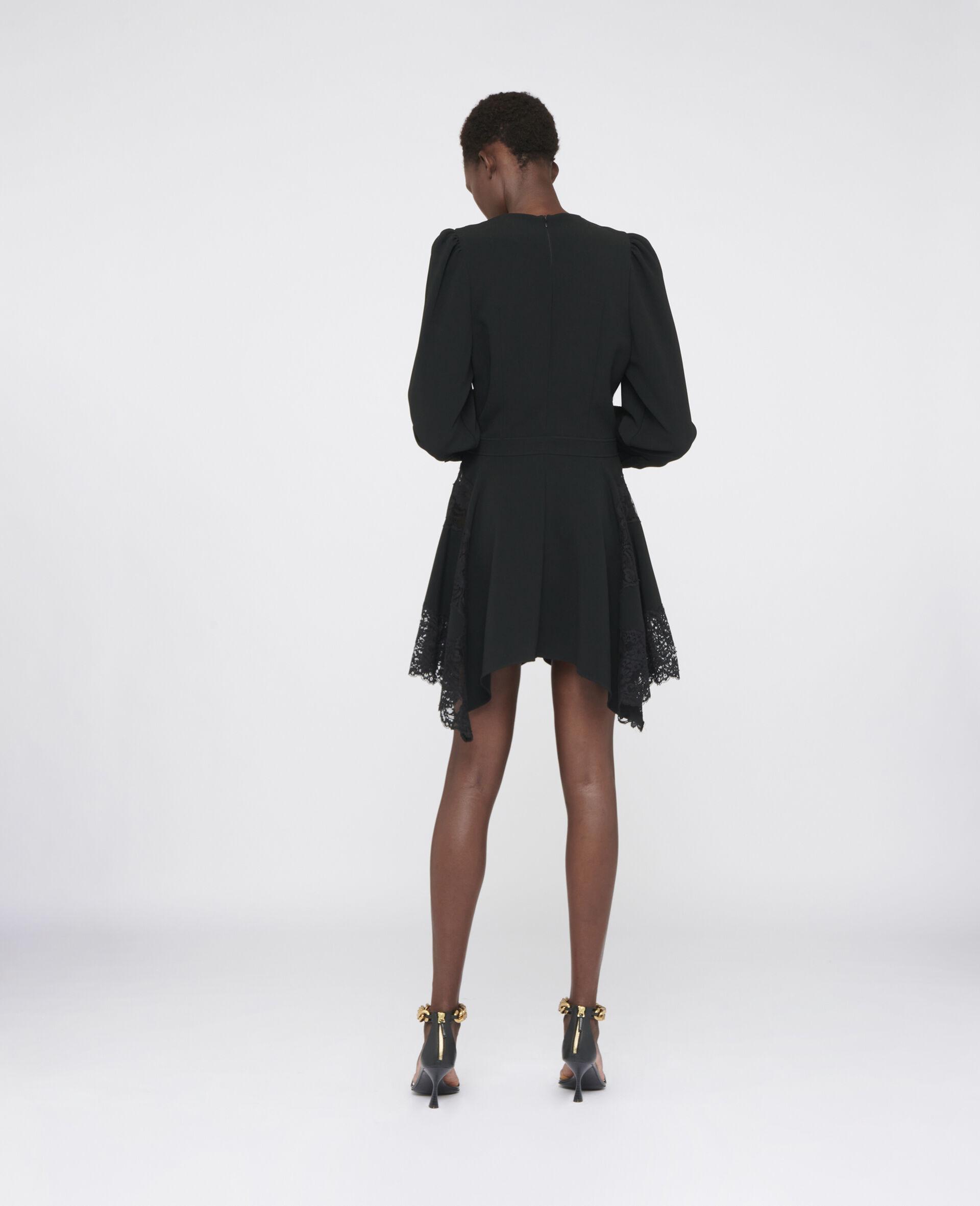 Mini robe Celeste-Noir-large image number 2