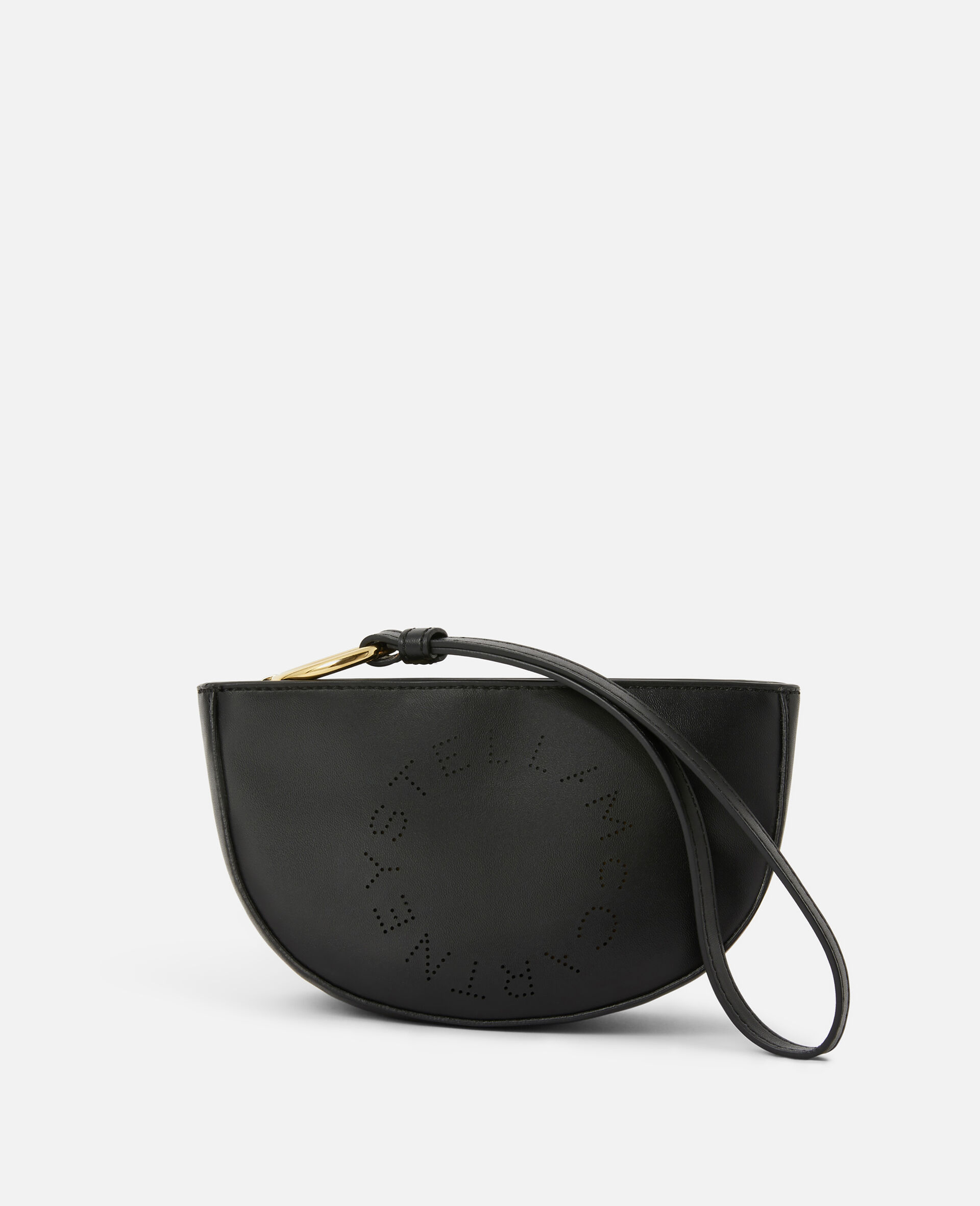 Marlee Logo Clutch -Black-large image number 0