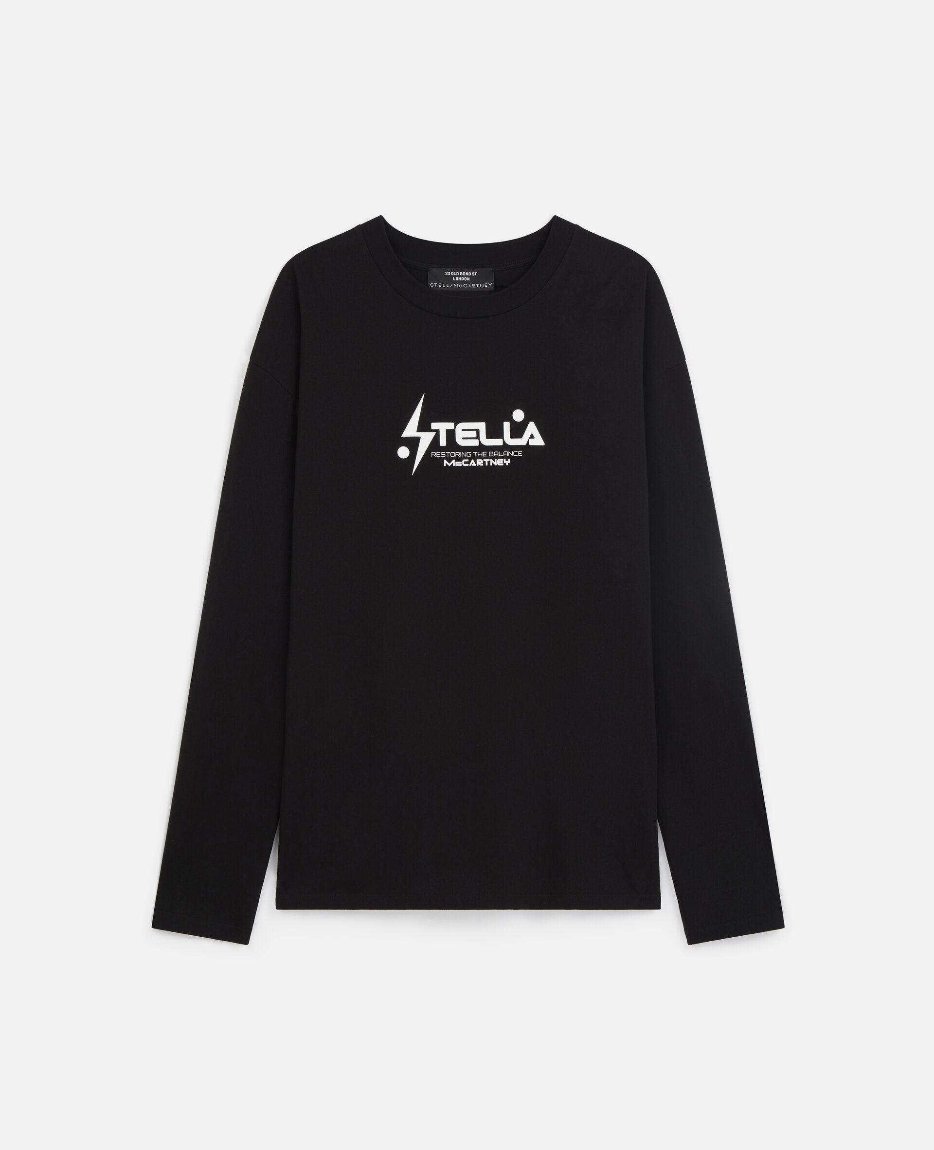 Tom Tosseyn Stella Logo T-Shirt-Black-large image number 0