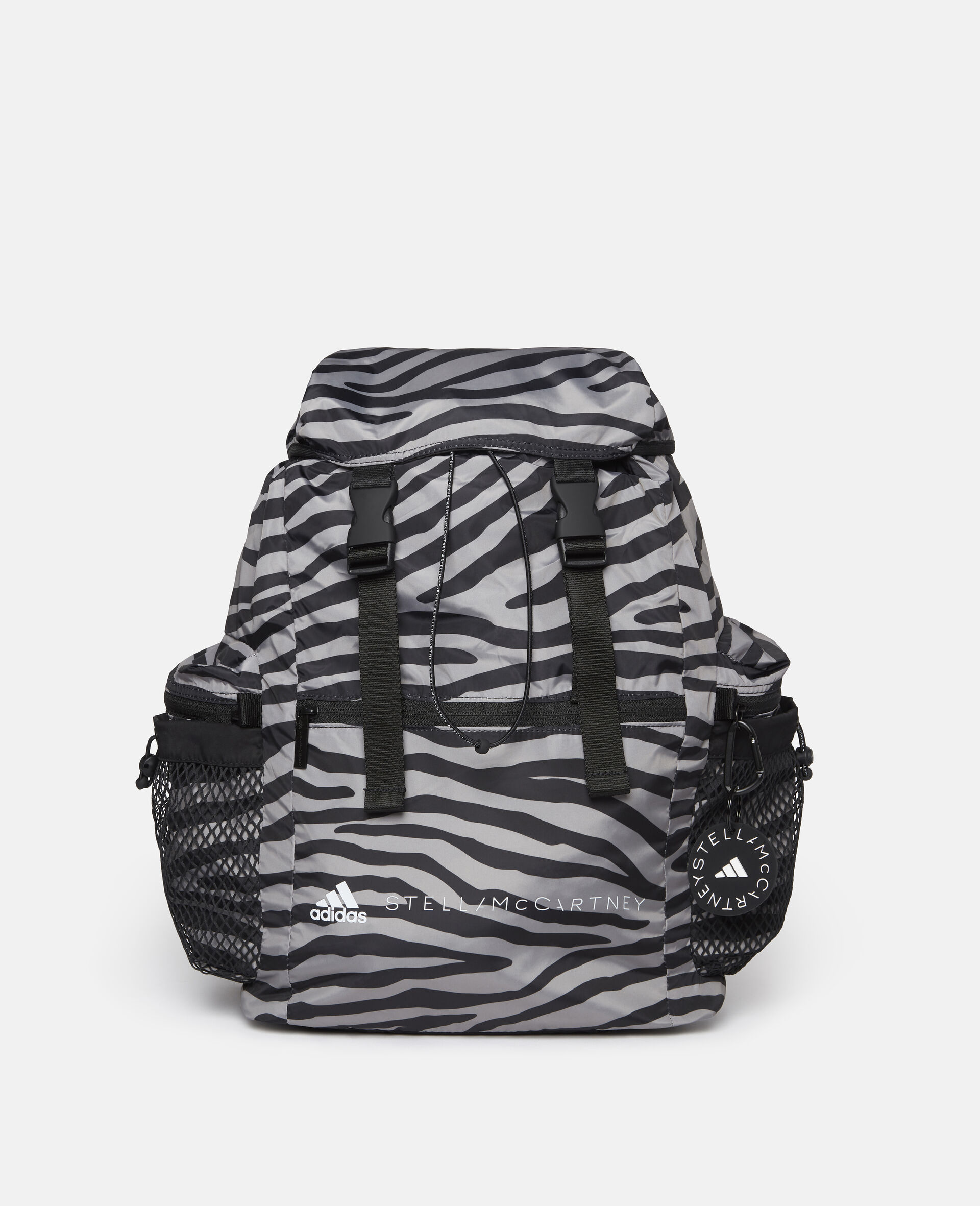 Printed Backpack-Multicolour-large image number 0