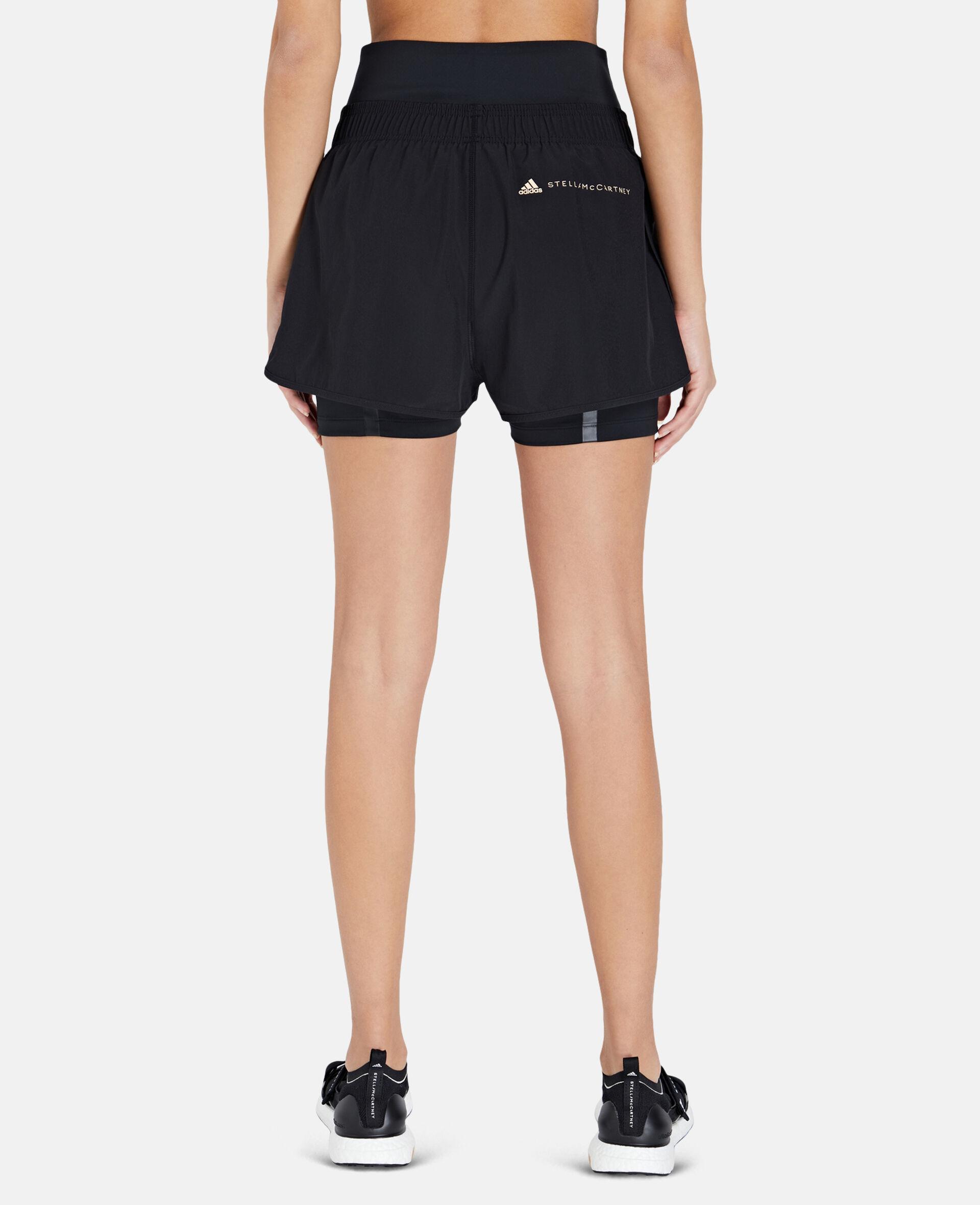 Schwarze TruePurpose Sport-Shorts-Schwarz-large image number 2