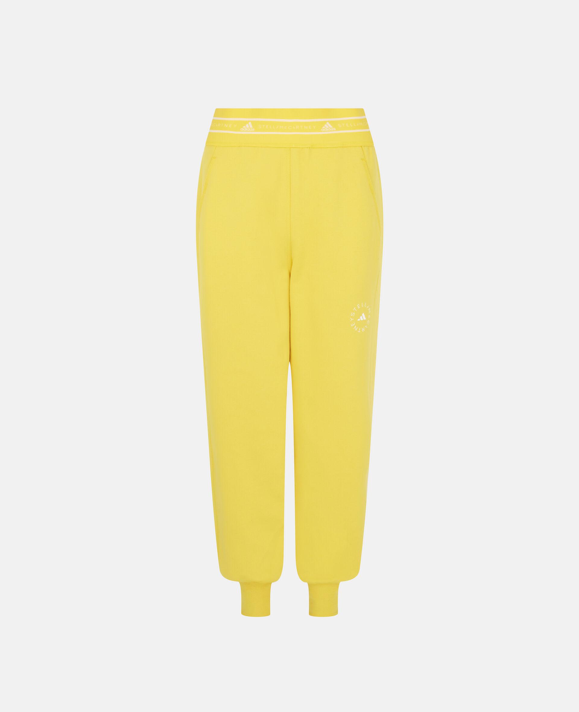 Yellow Training Sweatpants-Yellow-large image number 0