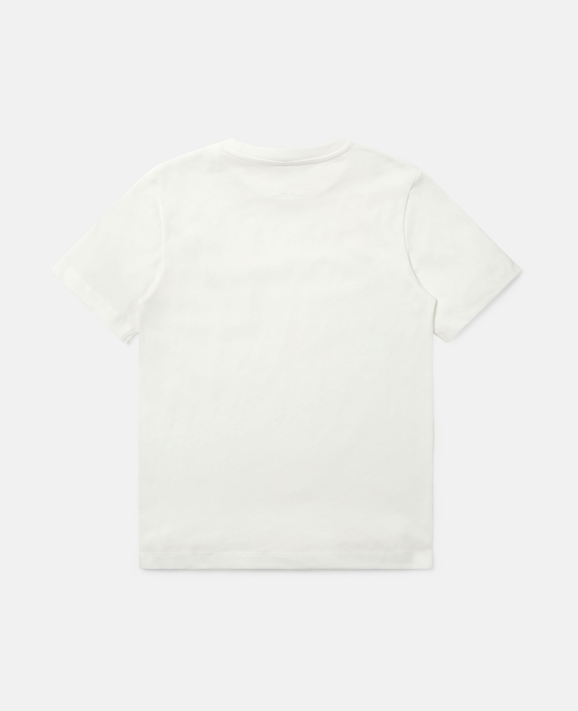 Spay Can Cotton T-shirt-White-large image number 3