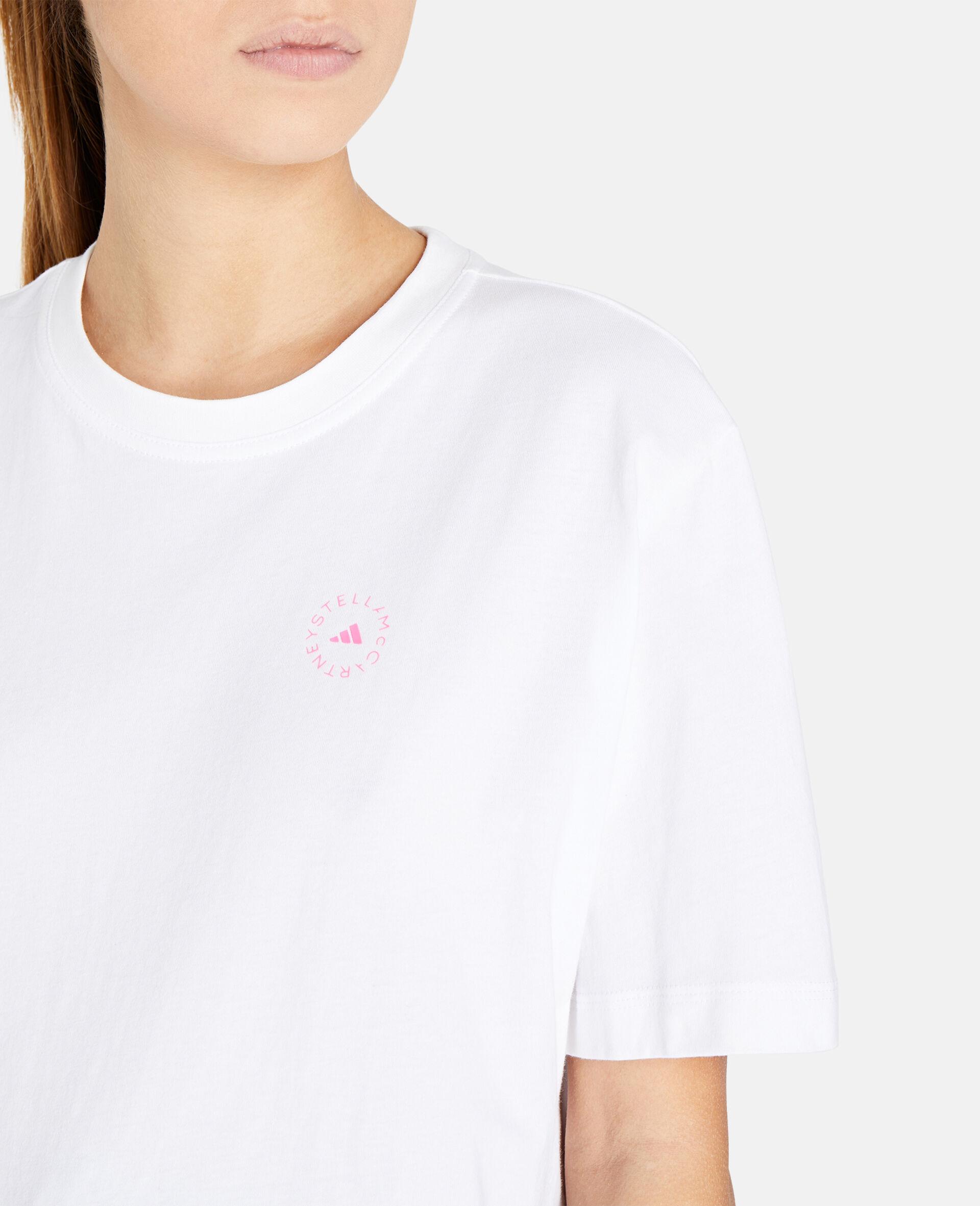 T-shirt de sport blanc-Blanc-large image number 3