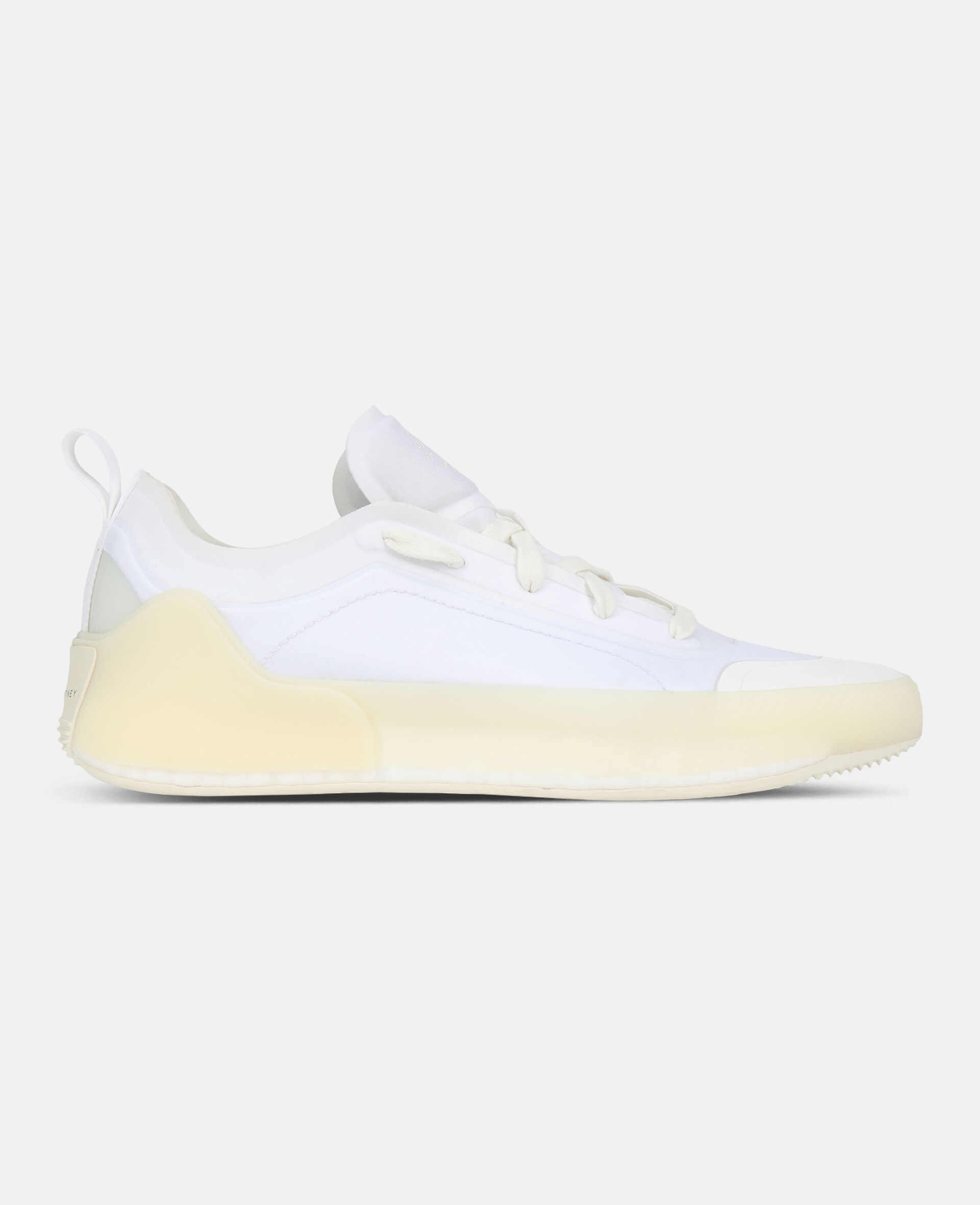 White Boost Treino Sneakers-White-large image number 2