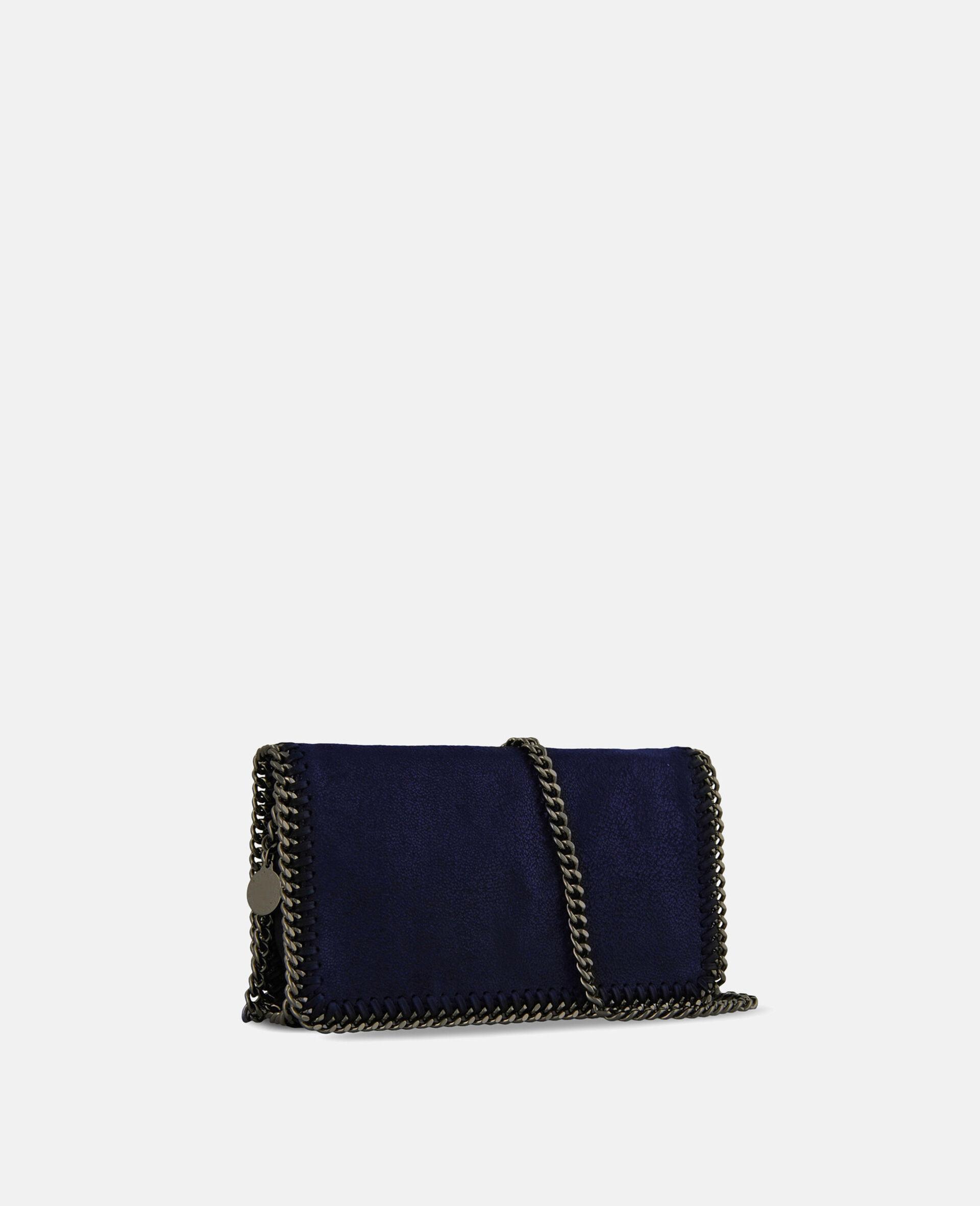 Falabella Shoulder Bag -Blue-large image number 1