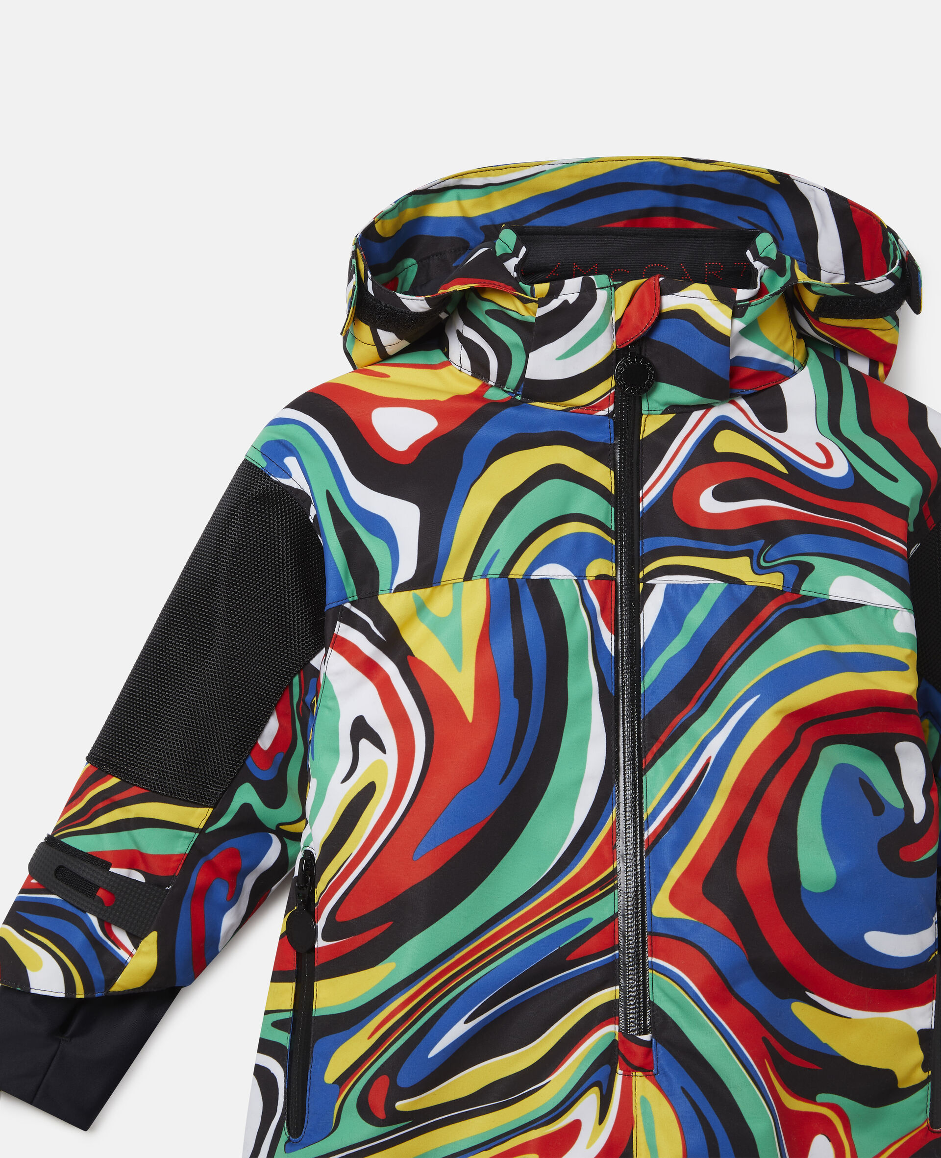 Marble Ski All-In-One-Multicolour-large image number 1