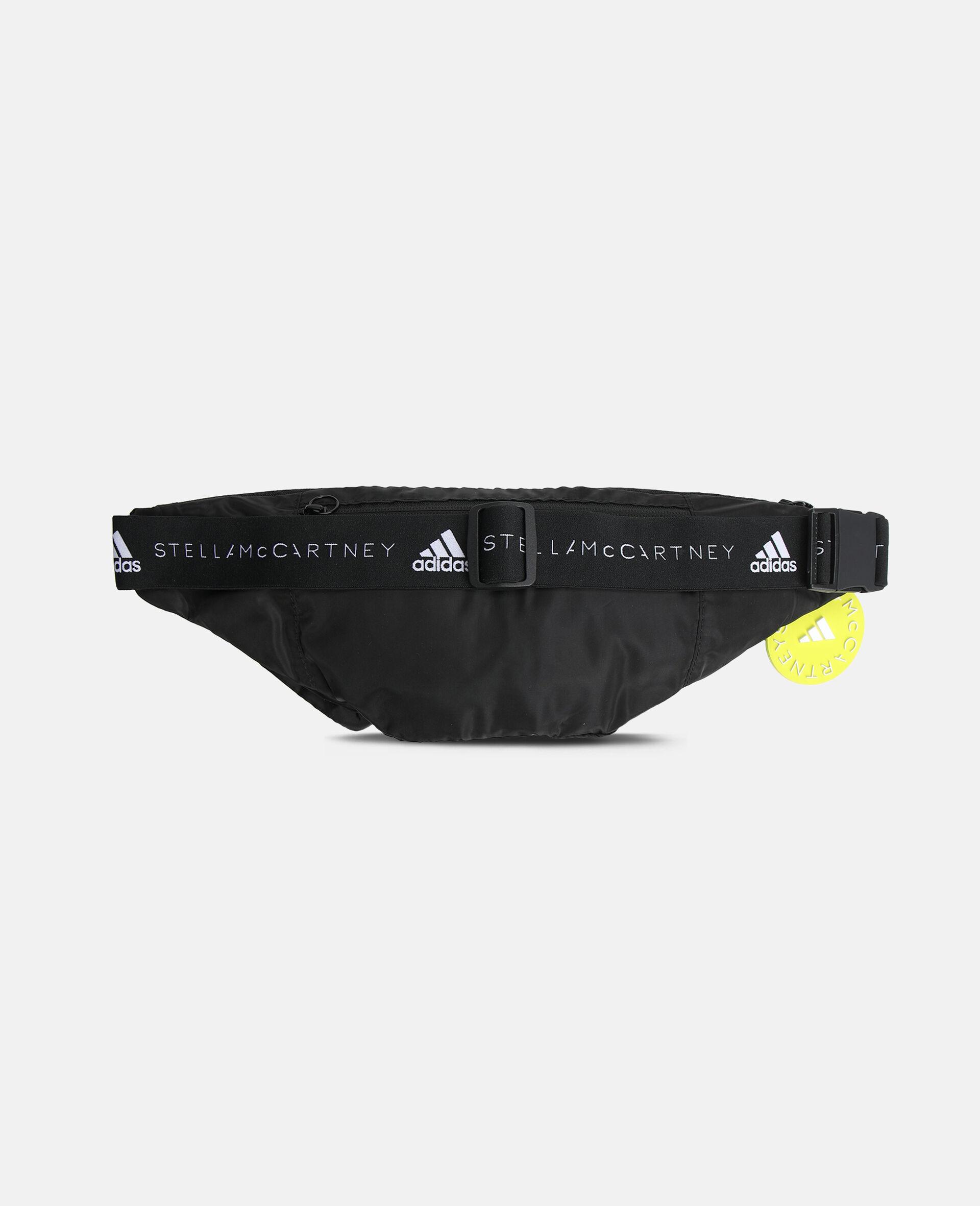 Black Running Belt Bag-Black-large image number 1