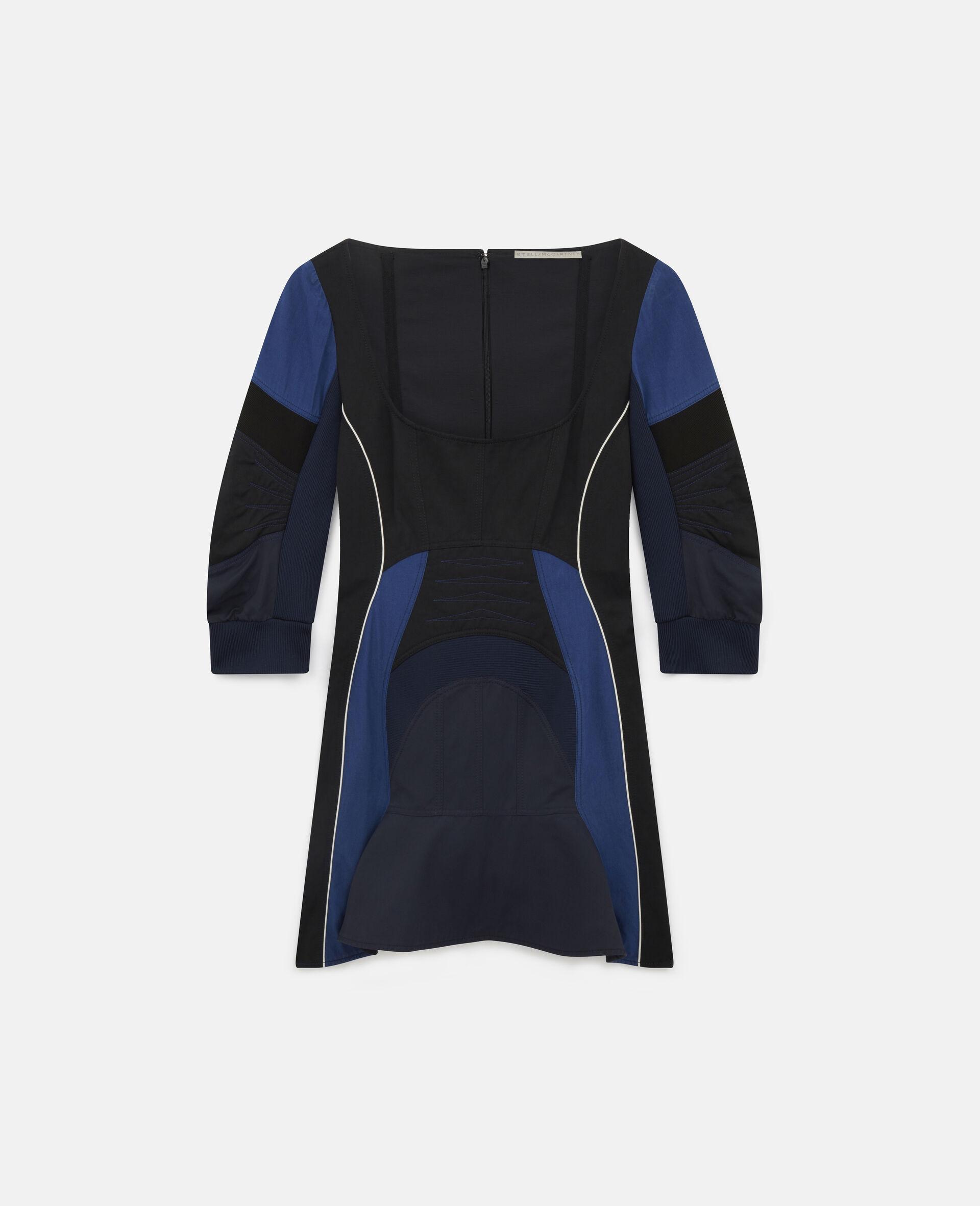 Giselle Mini Dress-Black-large image number 0