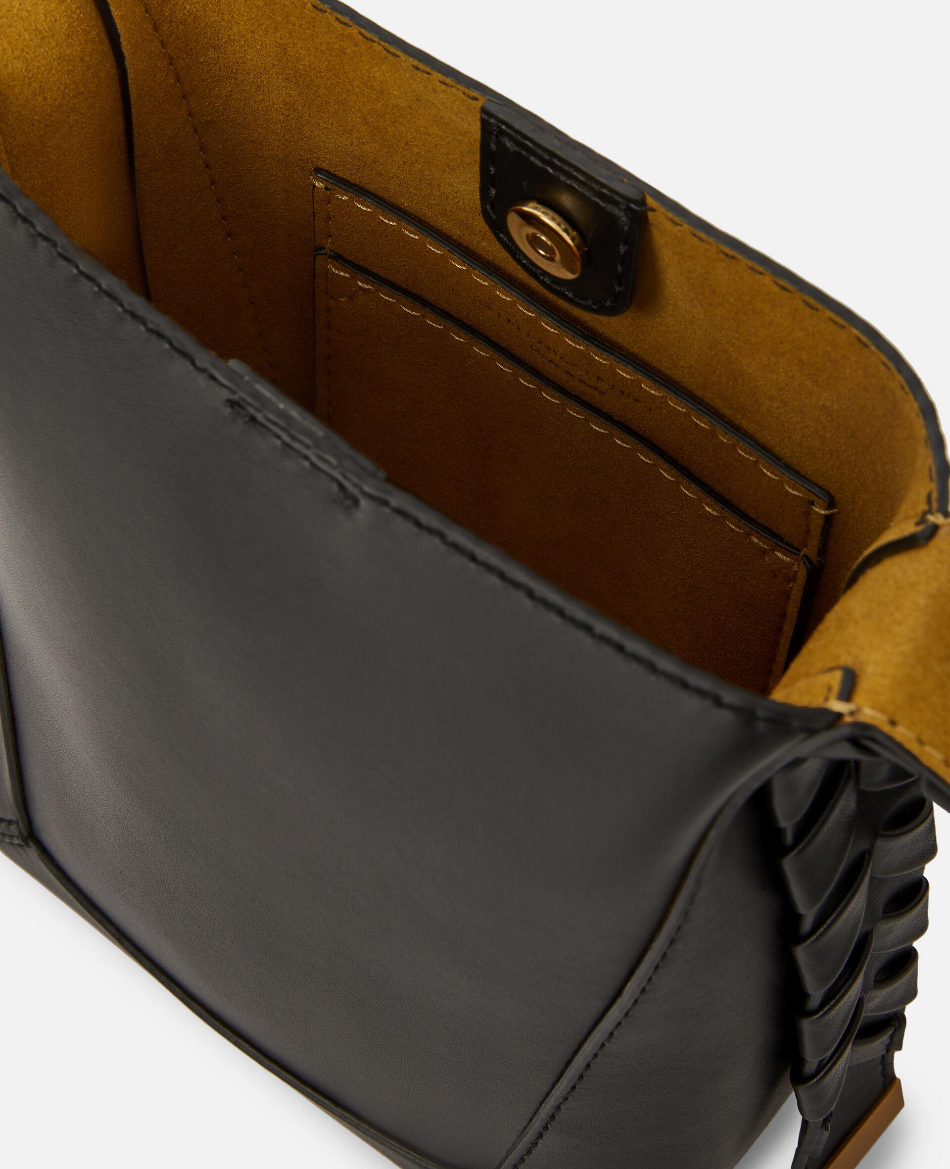 Kleine Hobo Bag-Schwarz-large image number 3