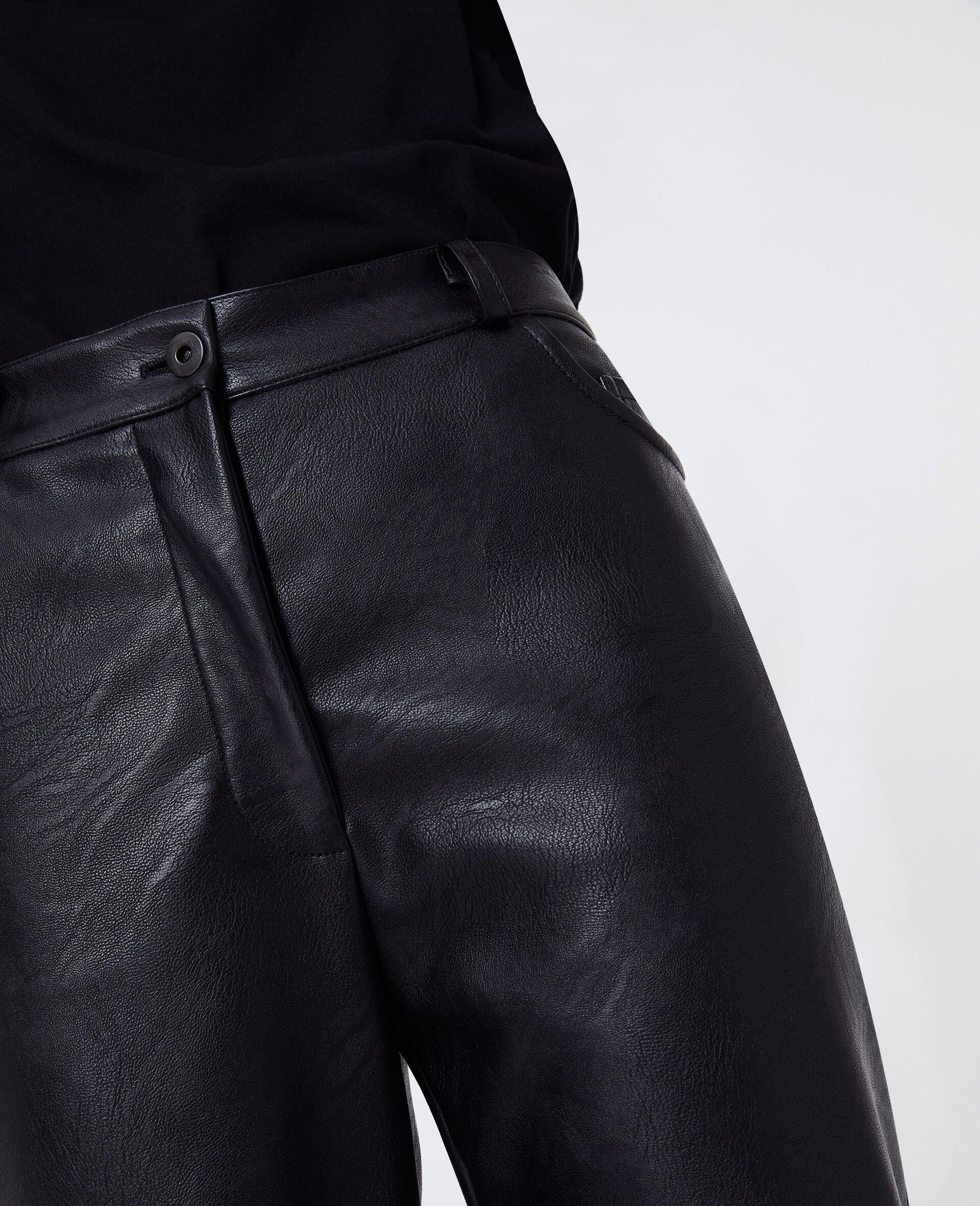 Pantalon Hailey -Marron-large image number 3