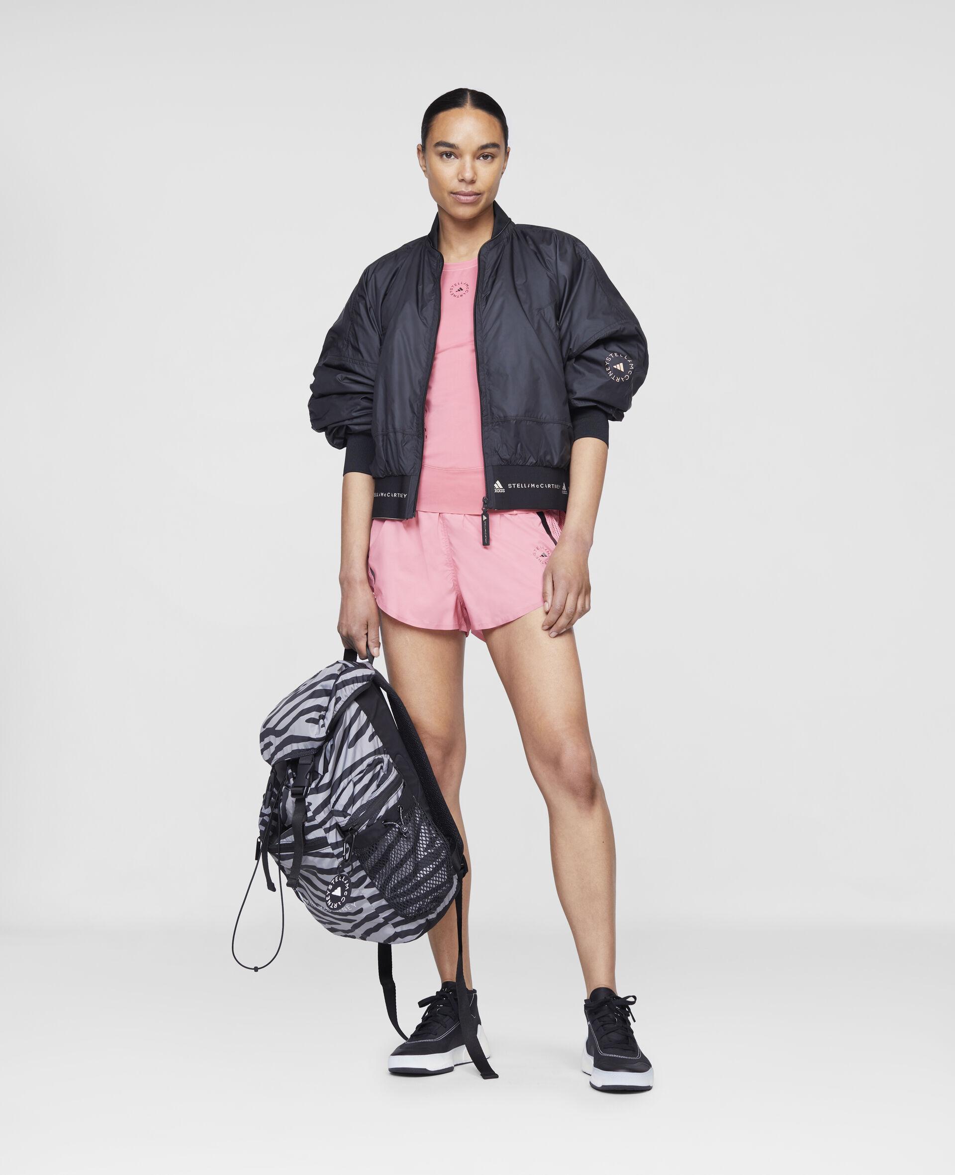 Hazy Rose TruePace Training Short-Pink-large image number 1