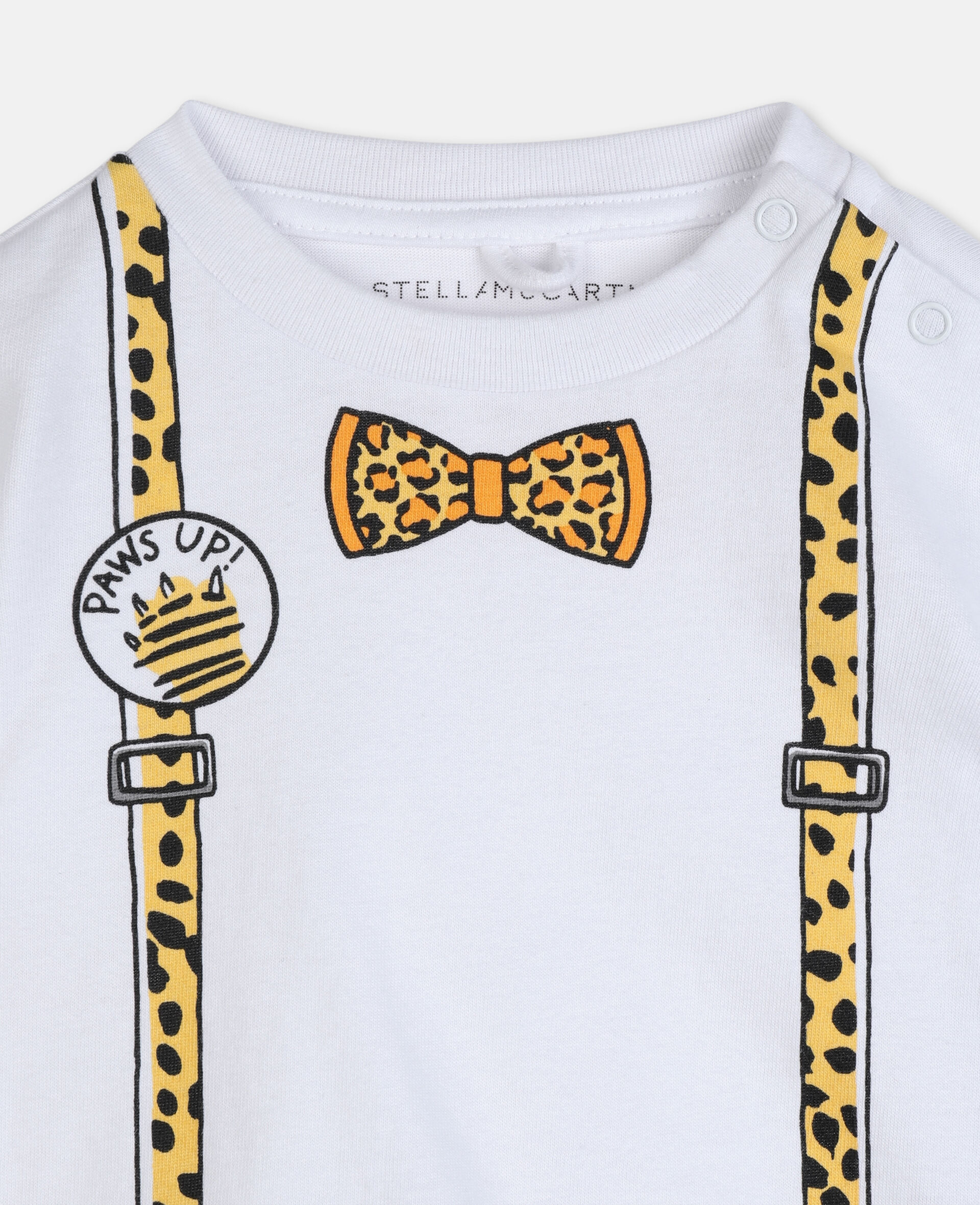 ブレイス コットン Tシャツ -ホワイト-large image number 2