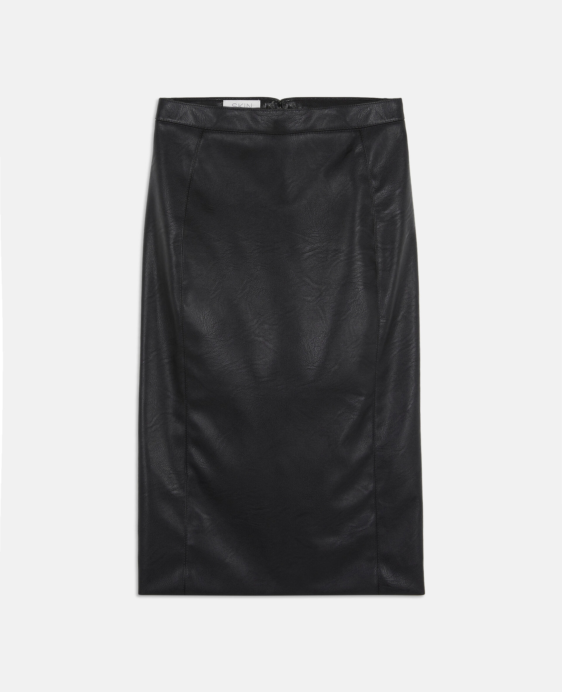 Mansela Black Skirt-Black-large image number 0